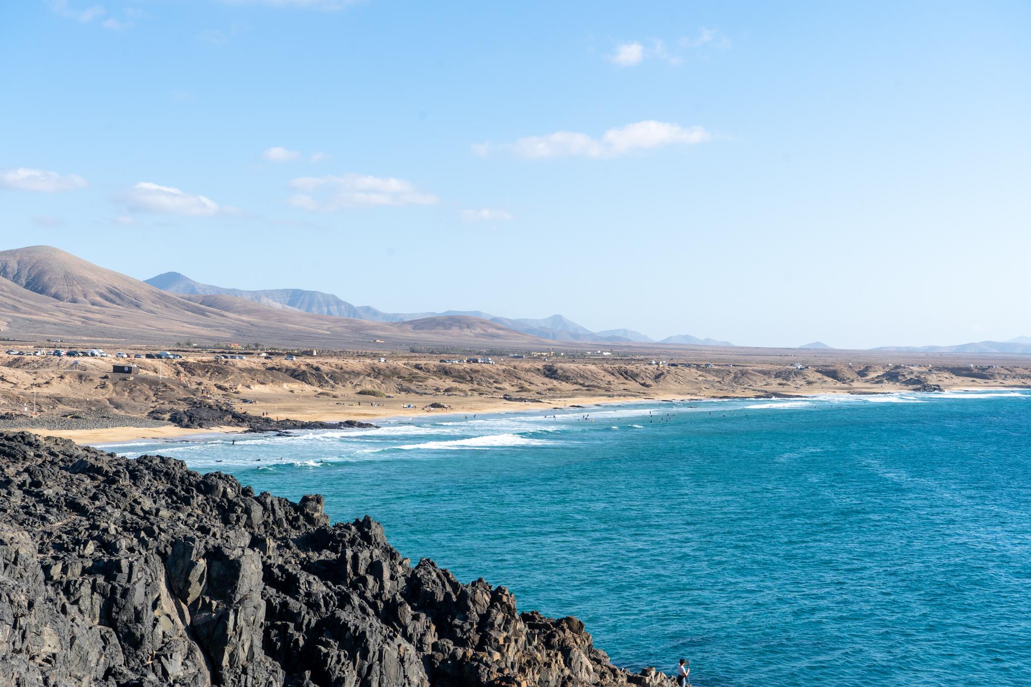El Cotillo auf Fuerteventura