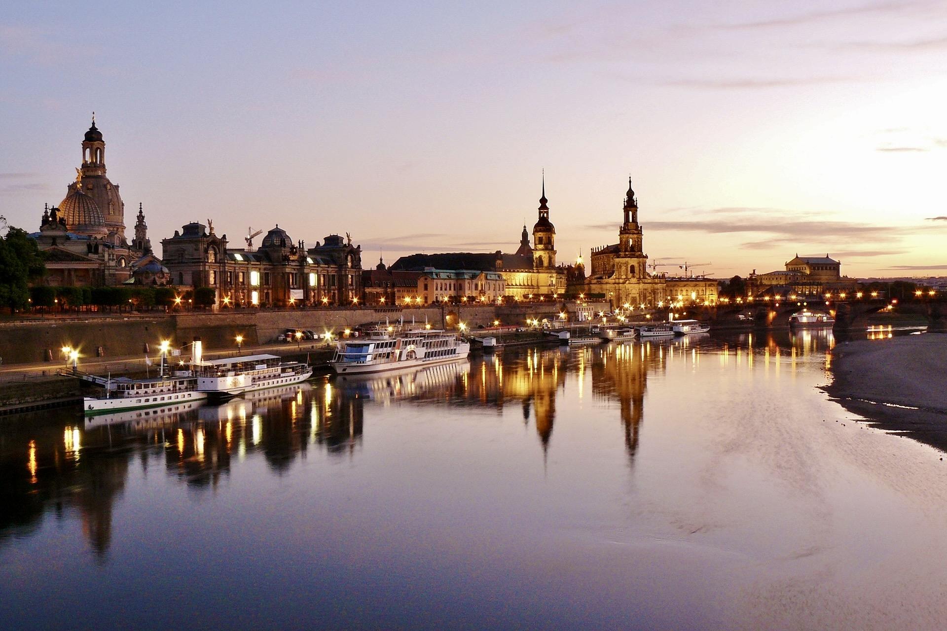 Ausflugsziele Sachsen: Dresden
