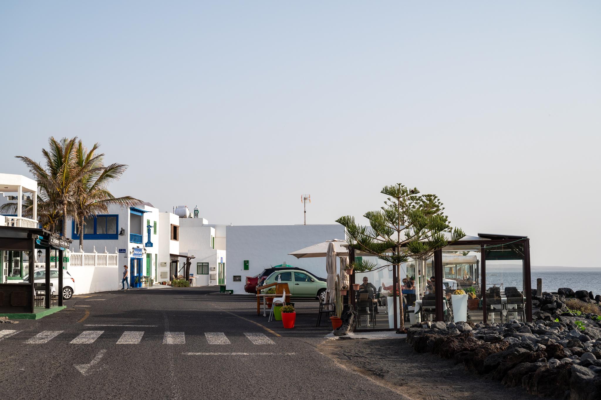 El Golfo auf Lanzarote