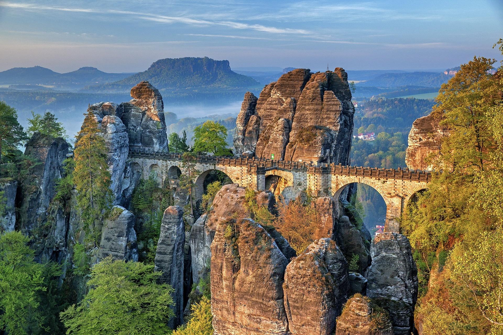 18 tolle Ausflugsziele in Sachsen inkl. Karte & Insidertipps
