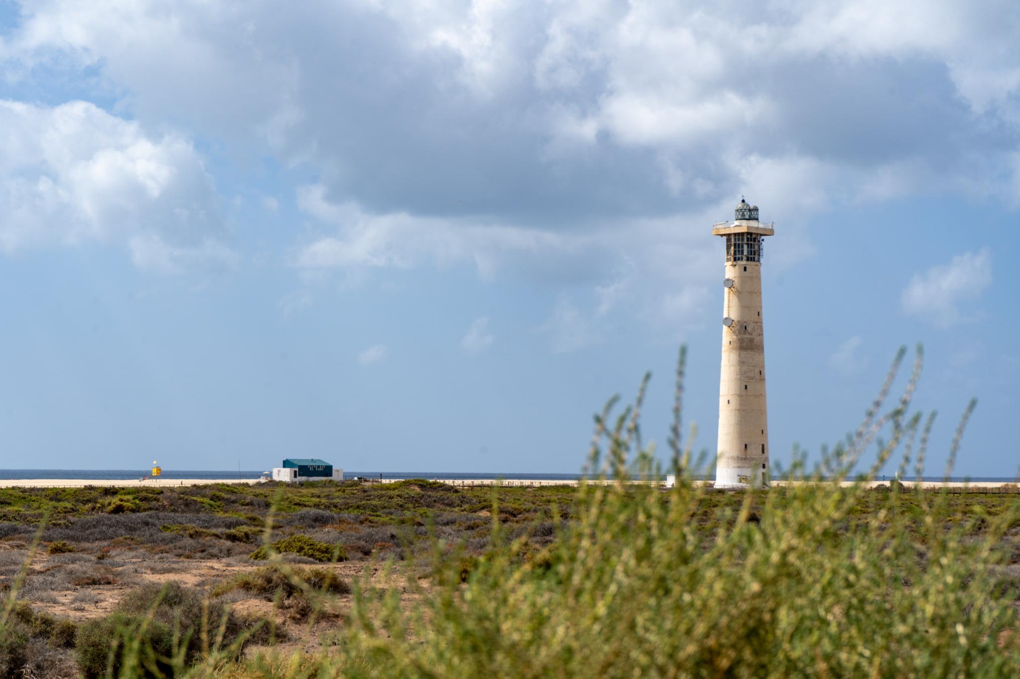 Leuchtturm von Morro Jable