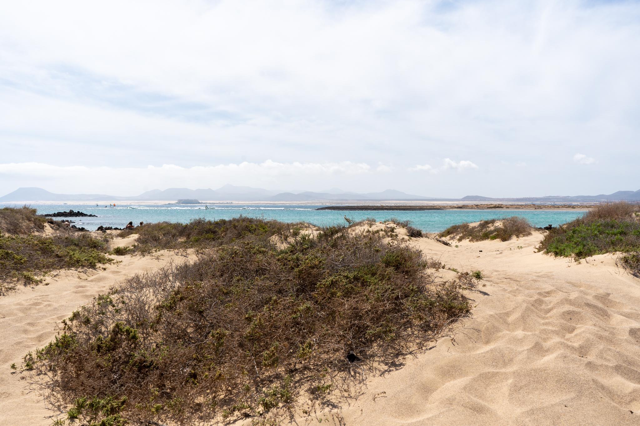 Strand auf Lobos