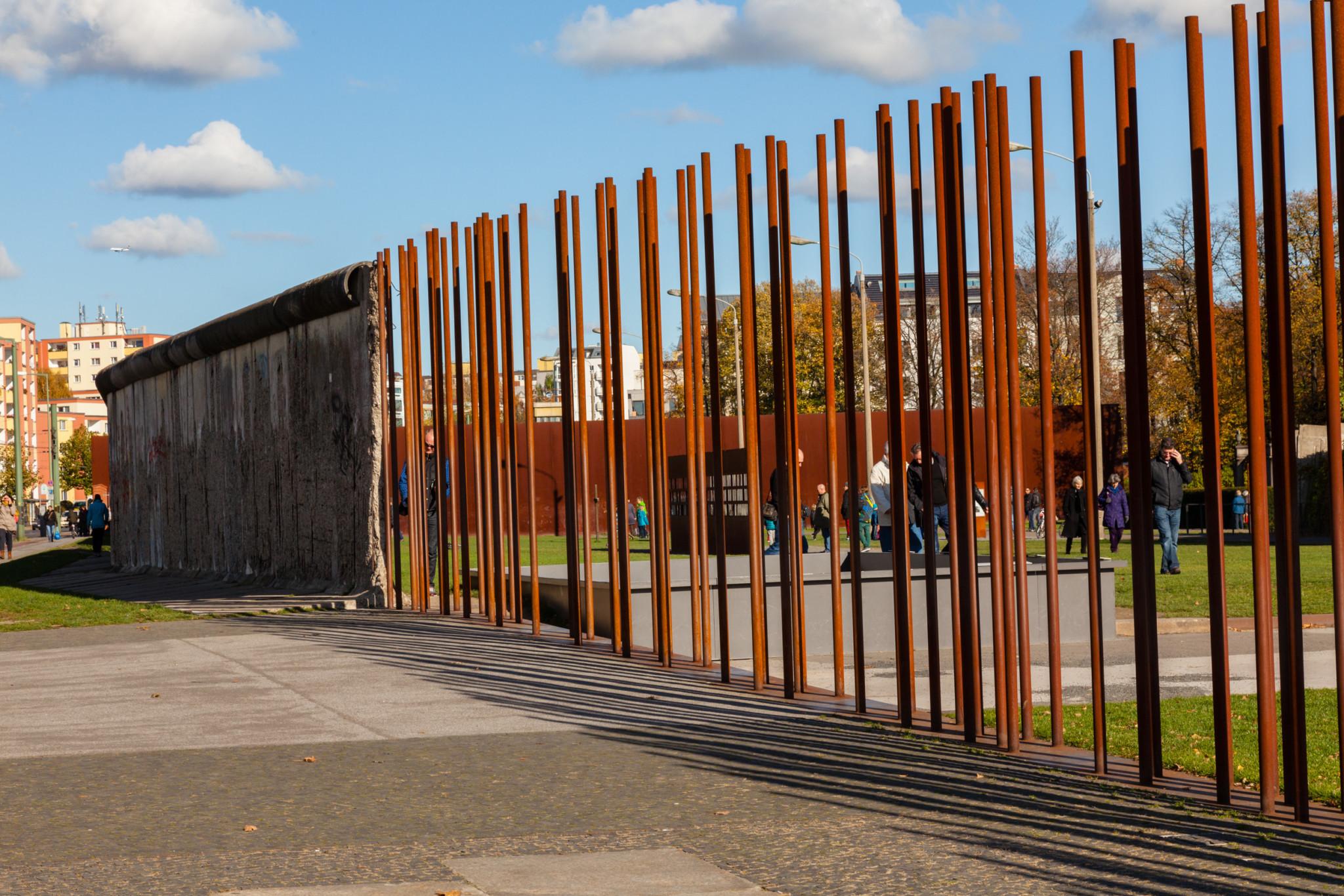 Prenzlauer Berg Tipps: Gedenkstätte Berliner Mauer