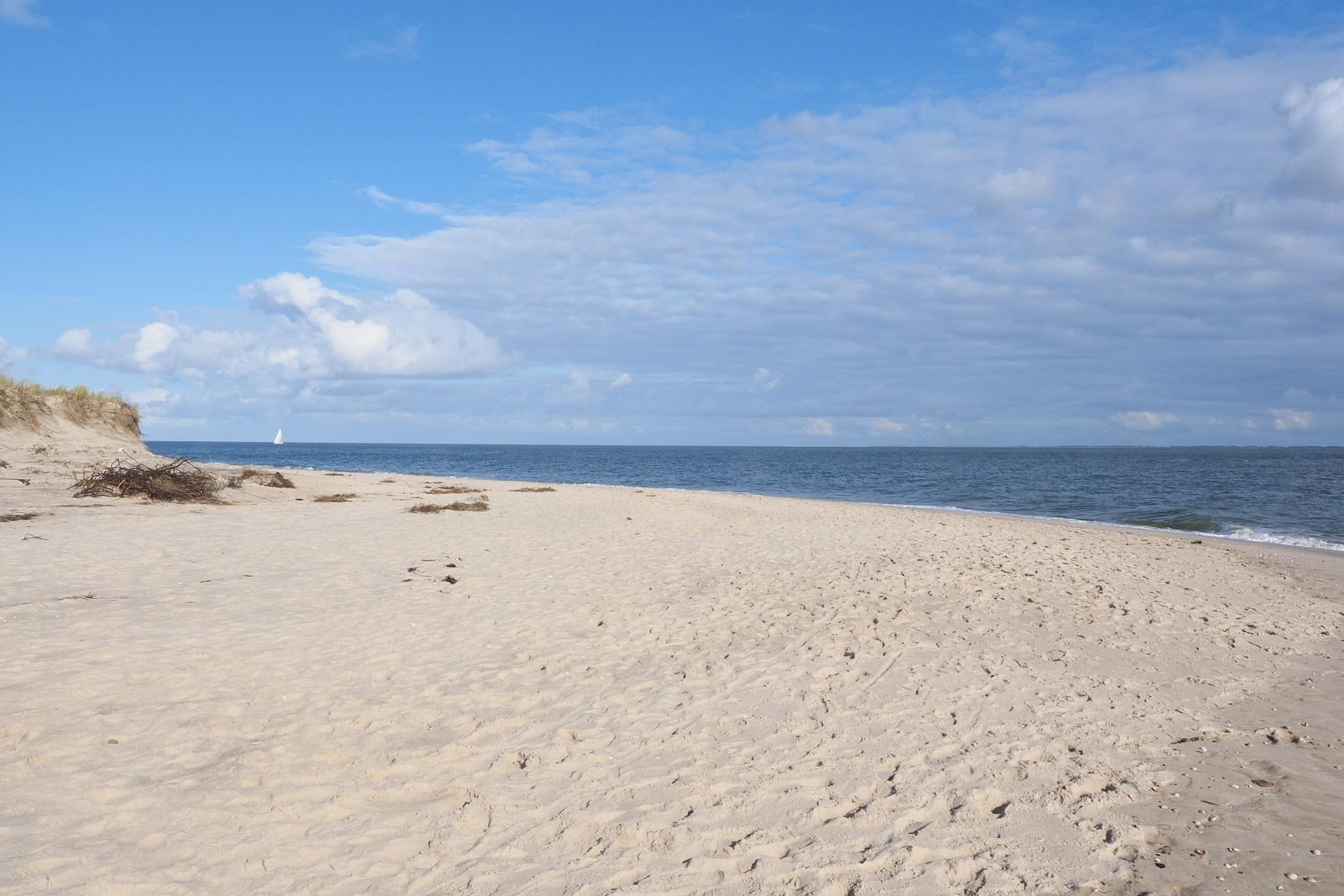 Das Ausflugsziel Hörnum-Odde auf der Insel Sylt