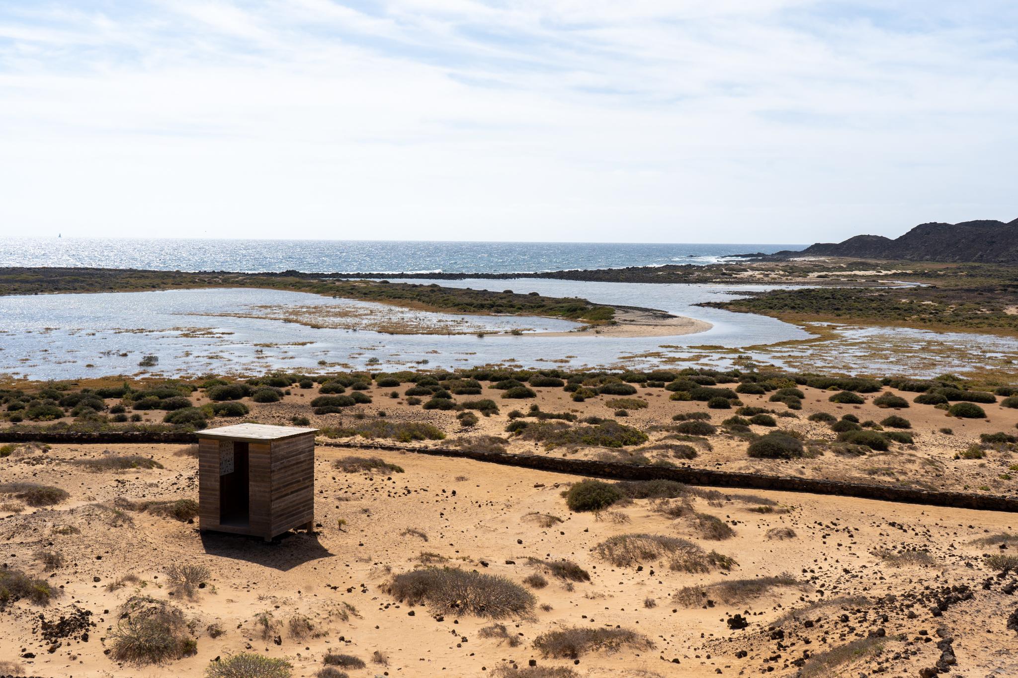 Las Lagunitas auf der Isla de Lobos