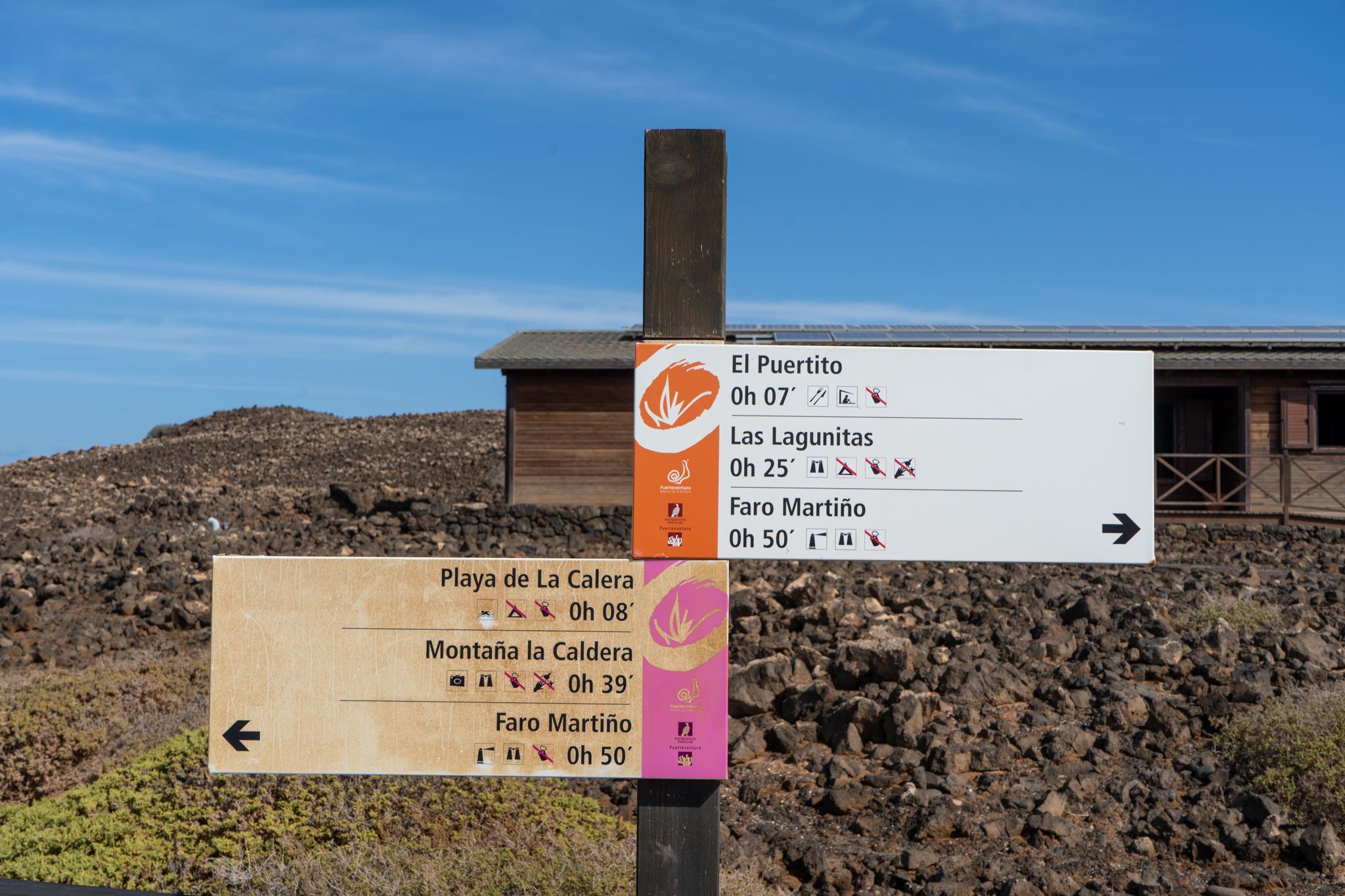 Wanderung auf der Isla de Lobos