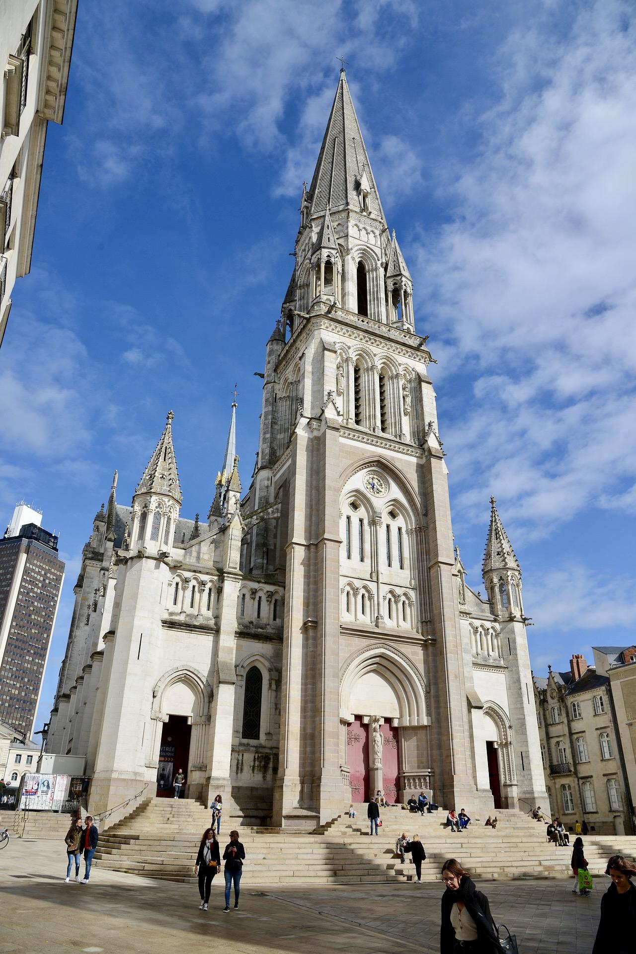 Nantes Kirche