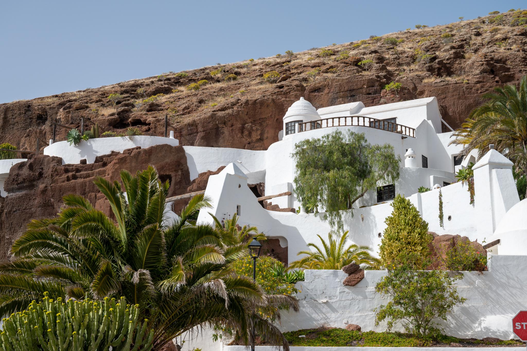 Lanzarote Sehenswürdigkeiten: Lagomar Museum