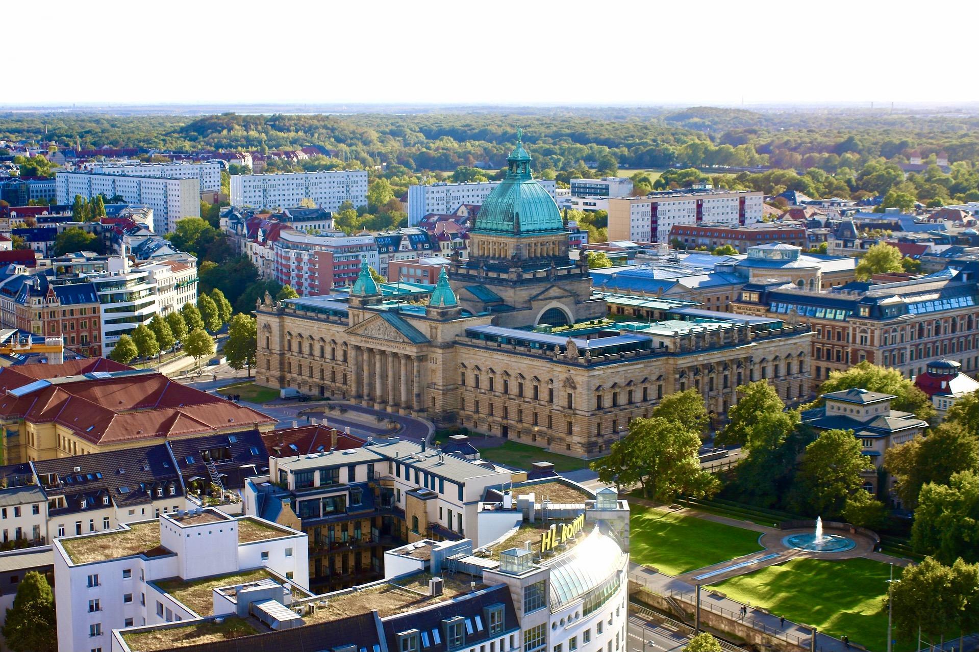 Ausflugsziele Sachsen: Leipzig