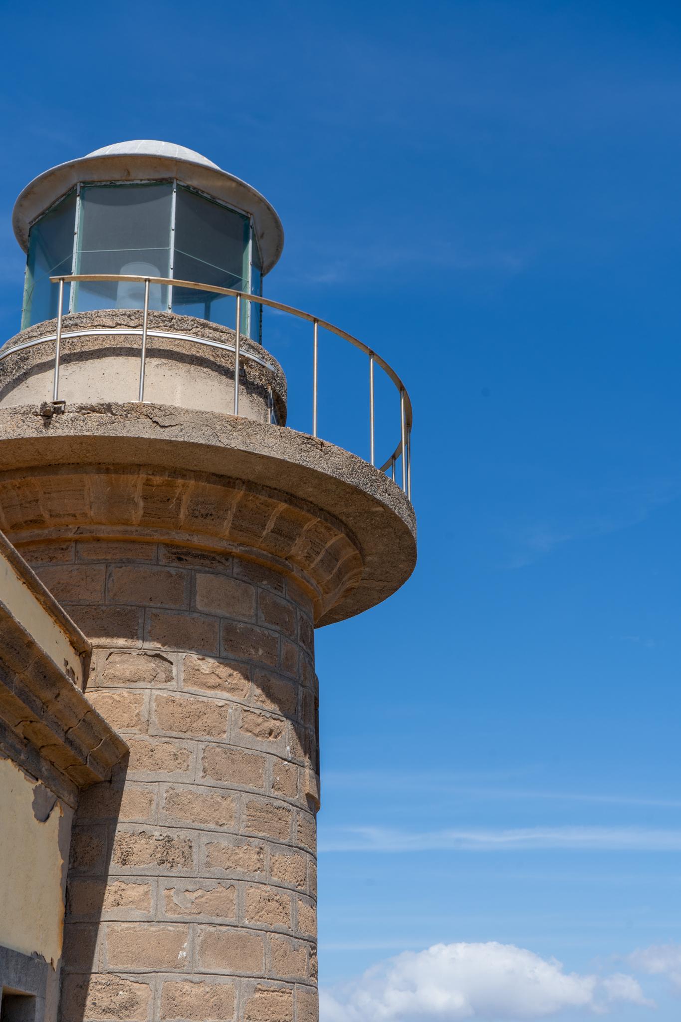 Leuchtturm auf Lobos