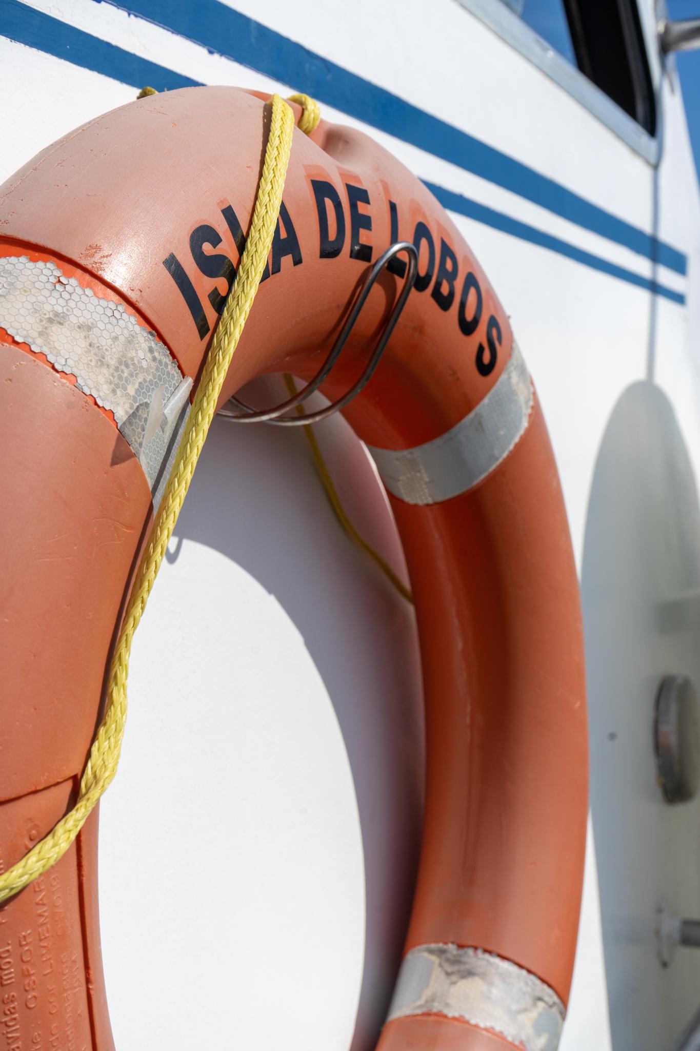 Boot Corralejo Isla de Lobos