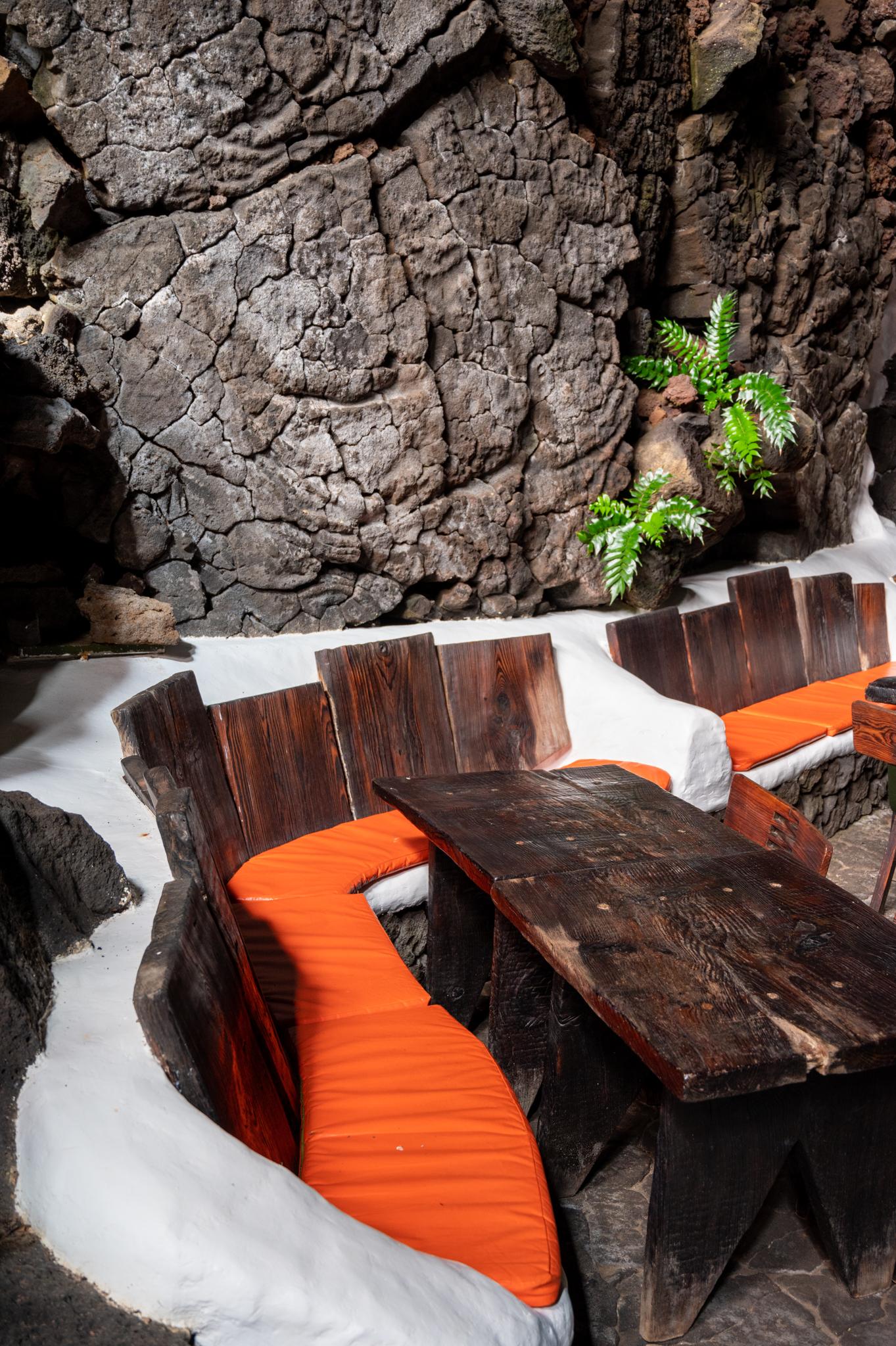 Jameos del Agua Restaurant