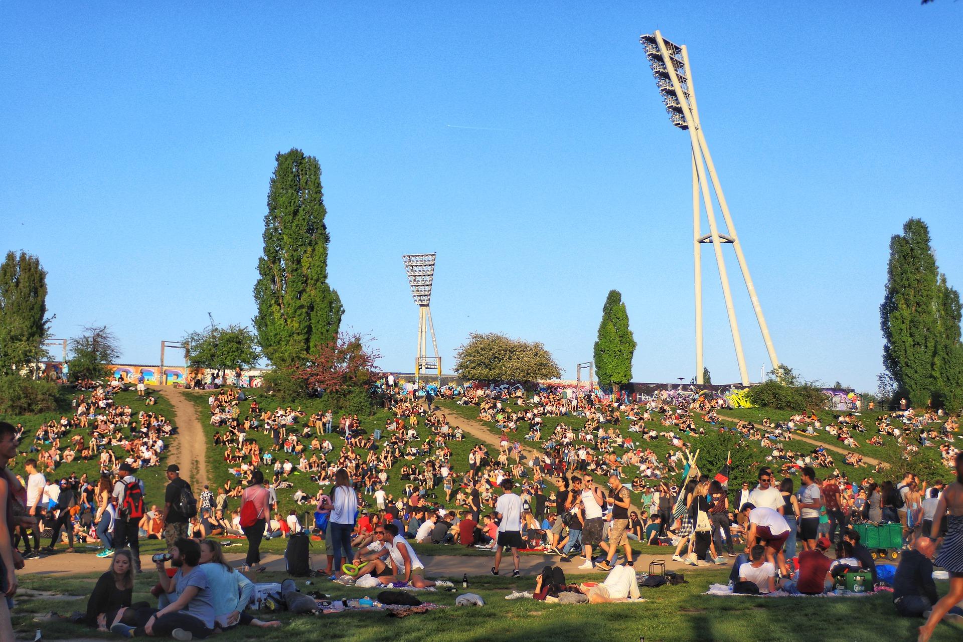 Prenzlauer Berg Tipps: Mauerpark