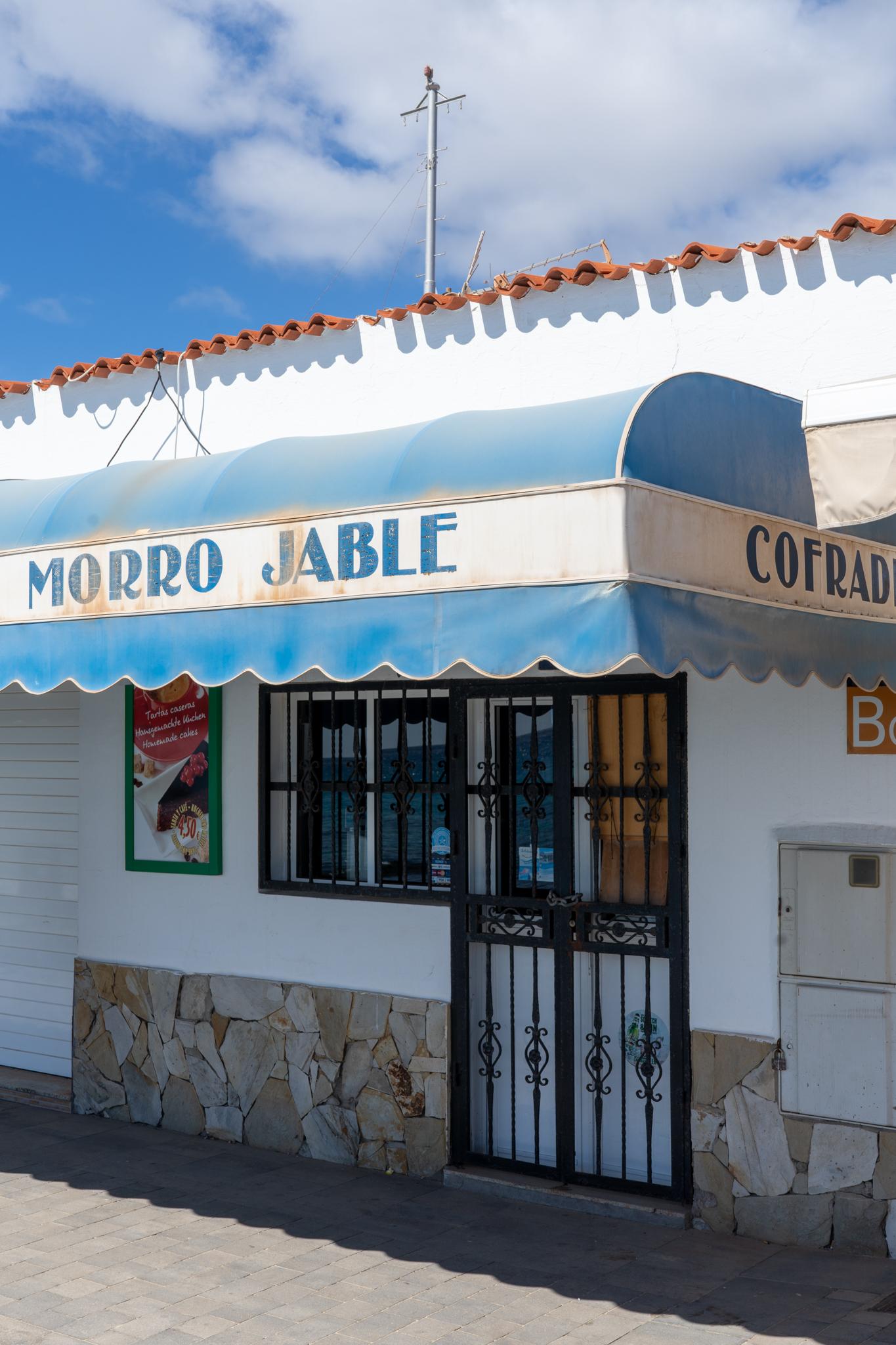 Morro Jable im Süden von Fuerteventura