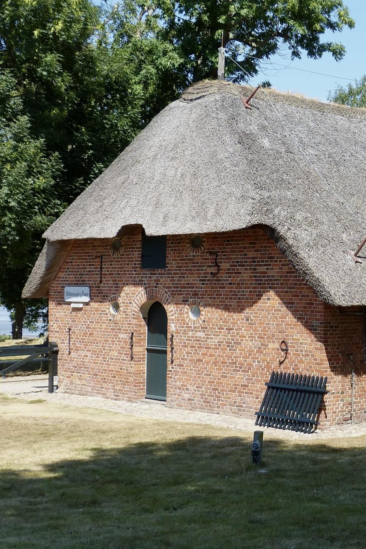 Museum auf Sylt mit Reetdach