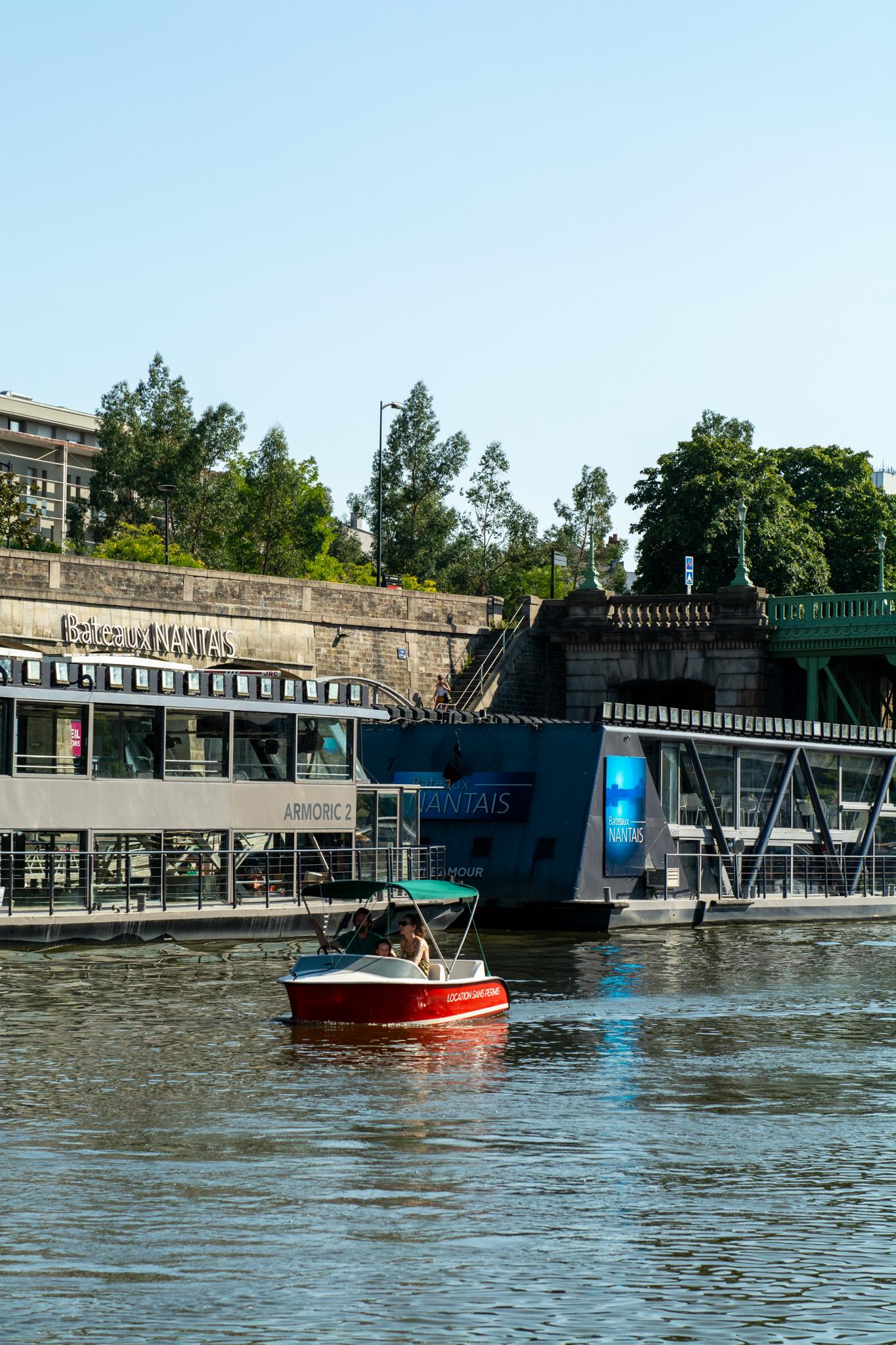Gare Maritime in Nantes