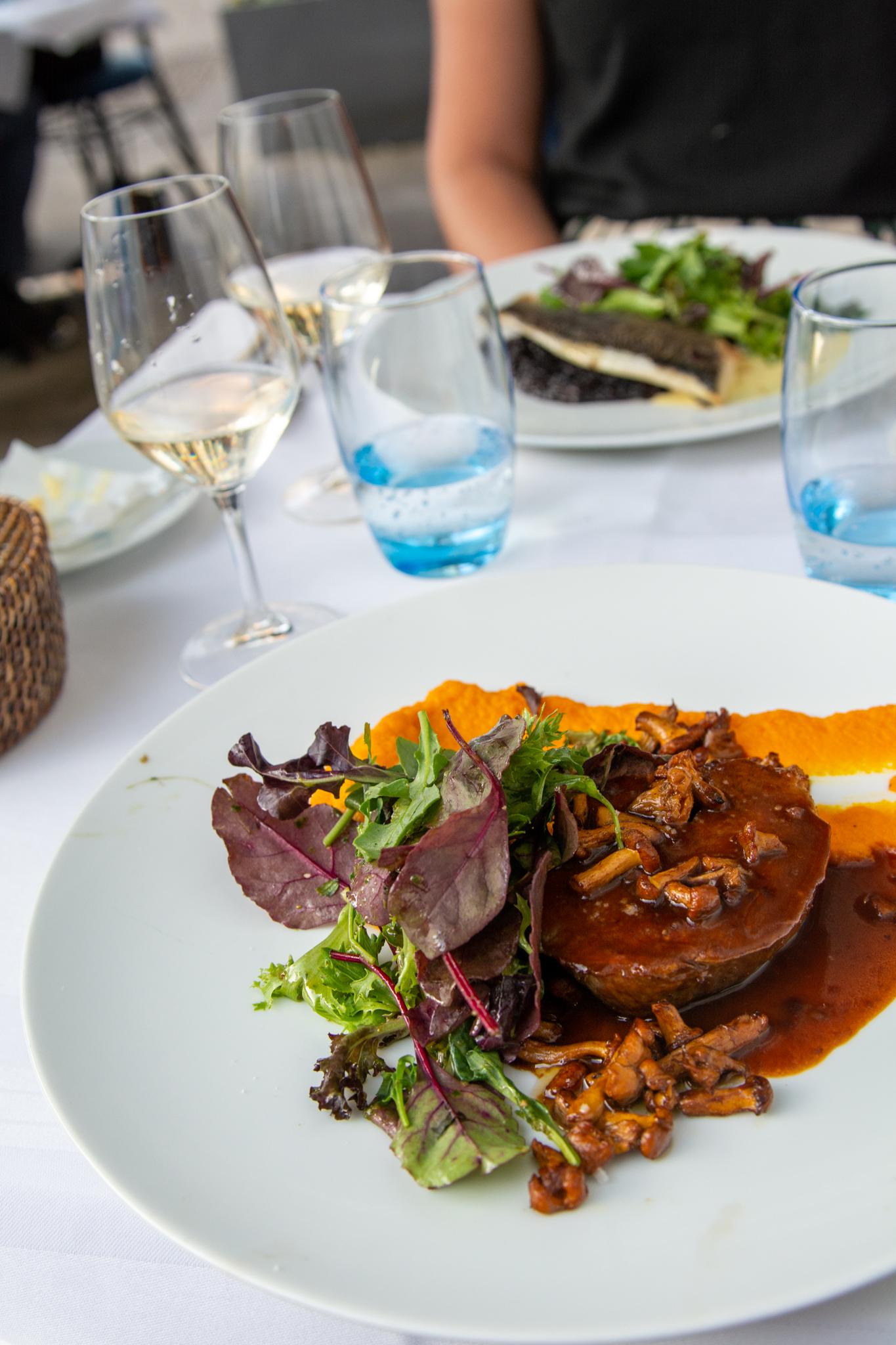 Essen in Nantes
