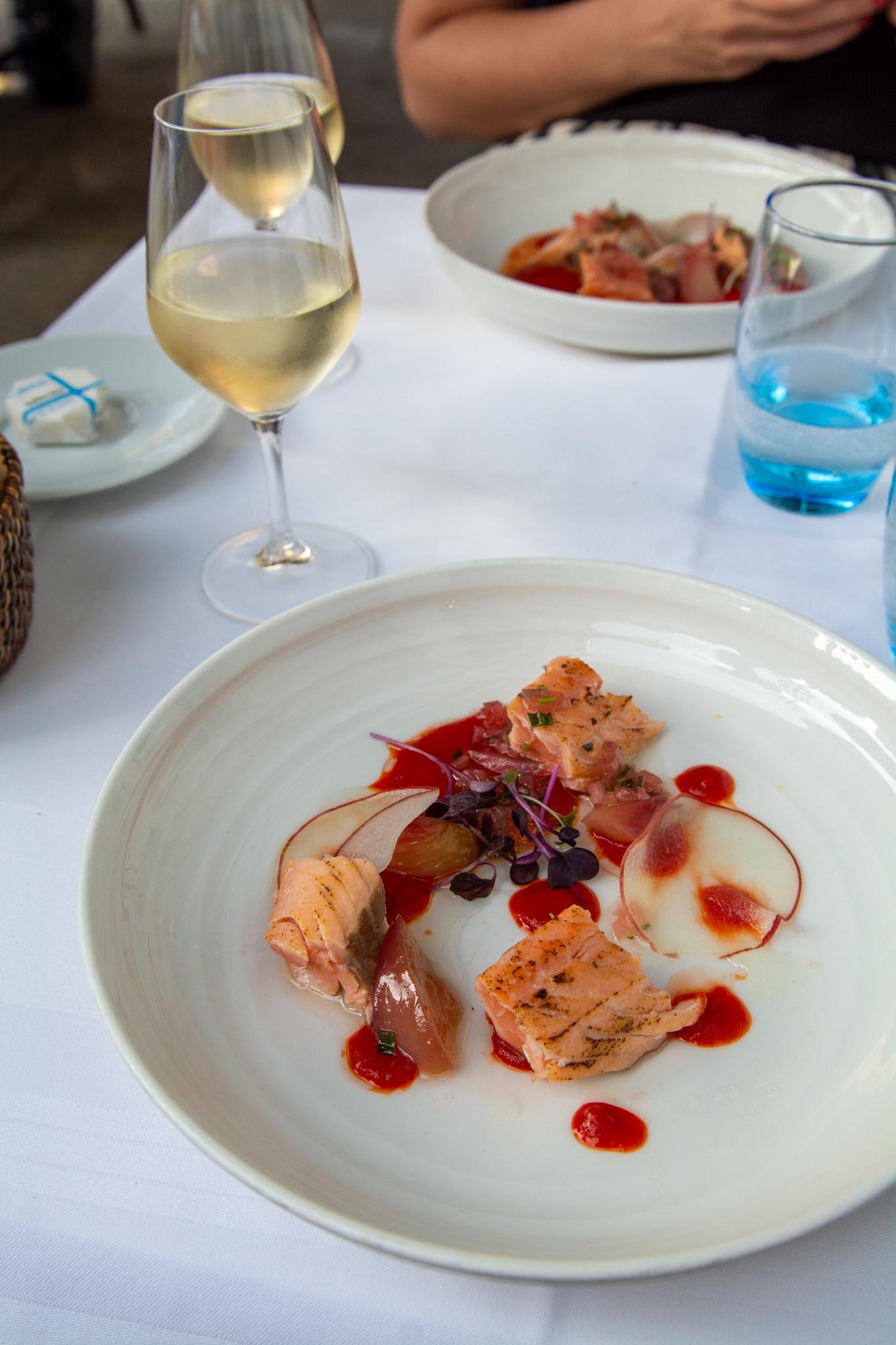 Haute Cuisine in Nantes