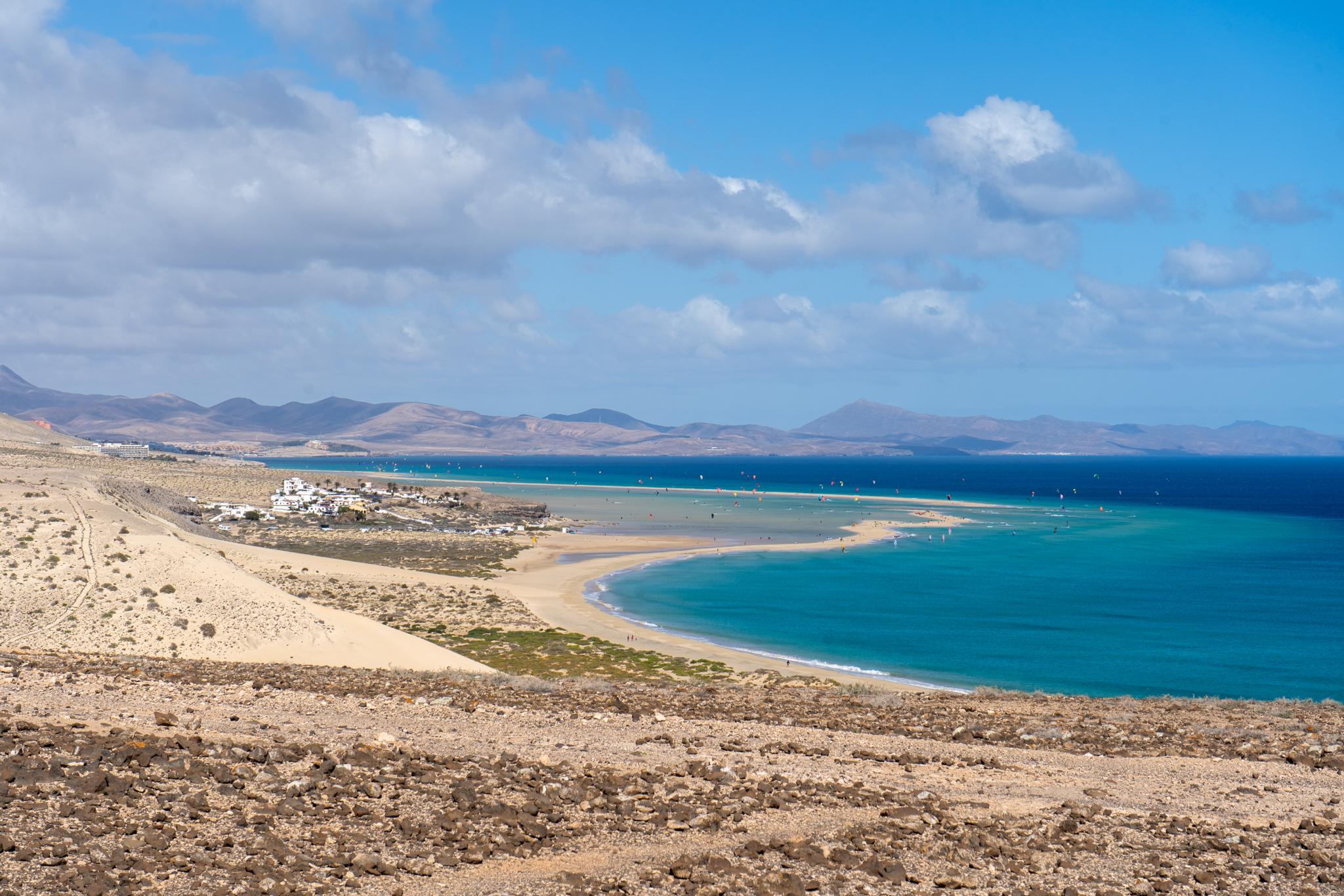 Playa Blanca auf Fuerteventura