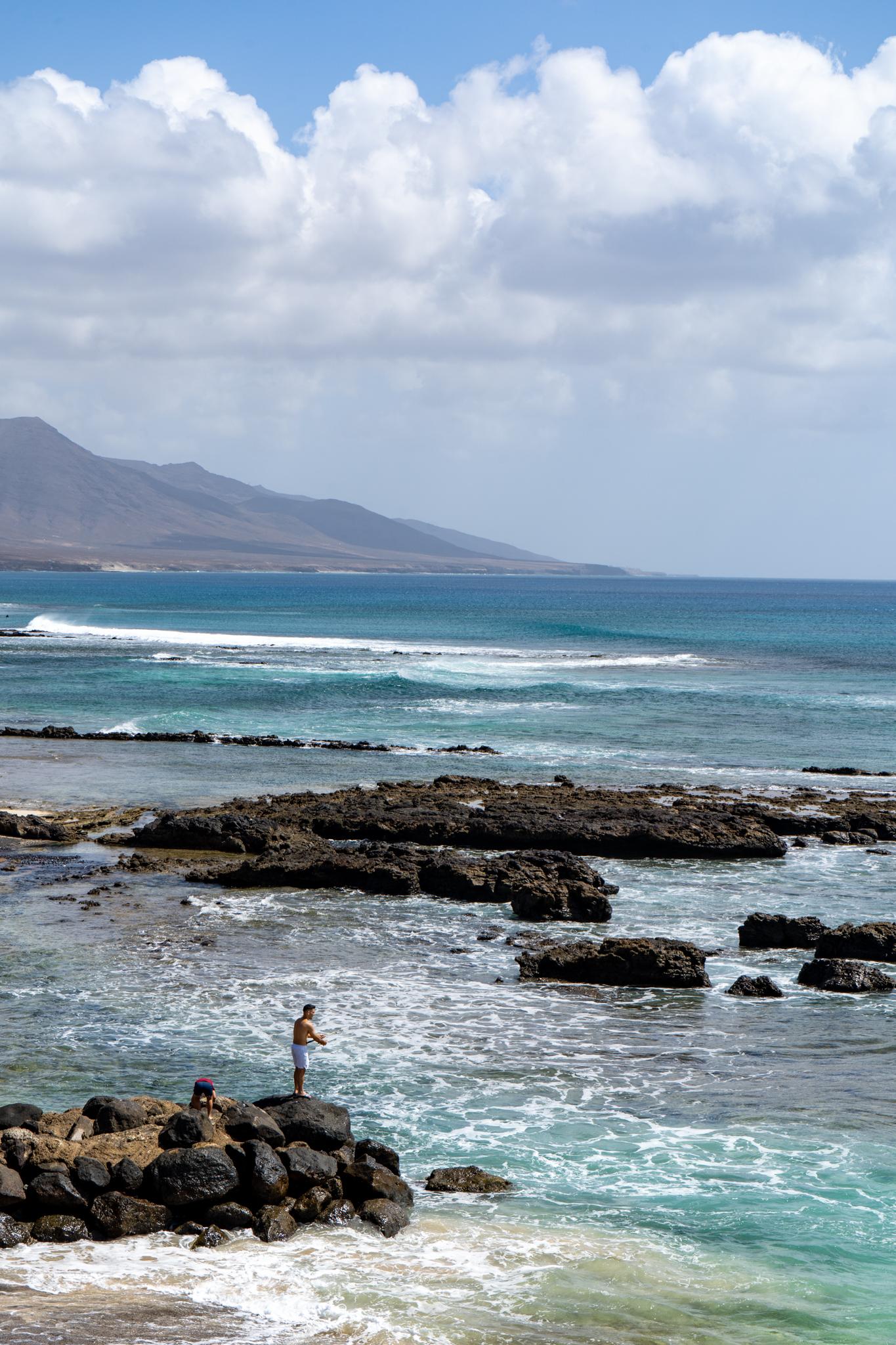Faro de Jandia Strand