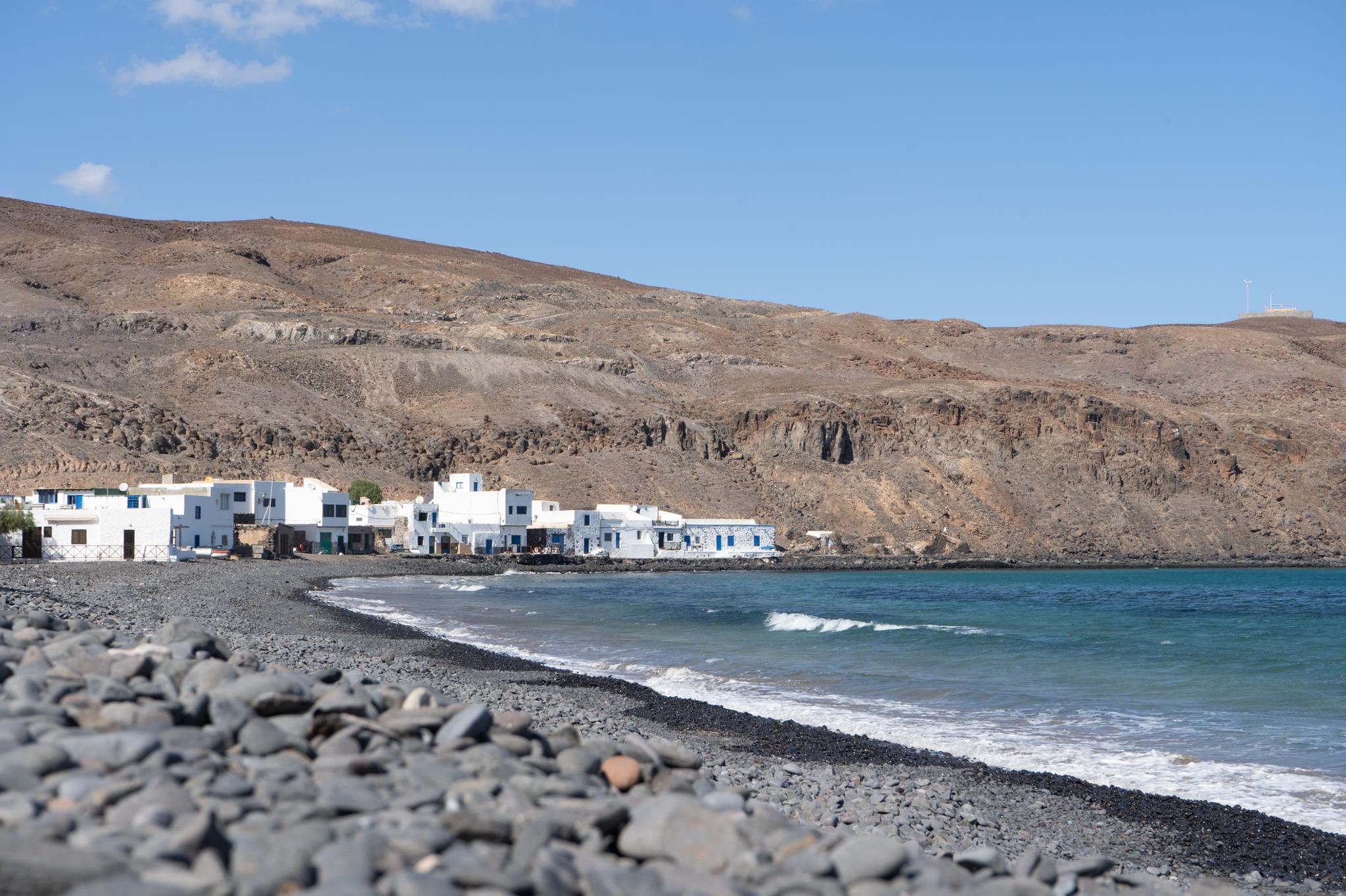 Pozo Negro auf Fuerteventura