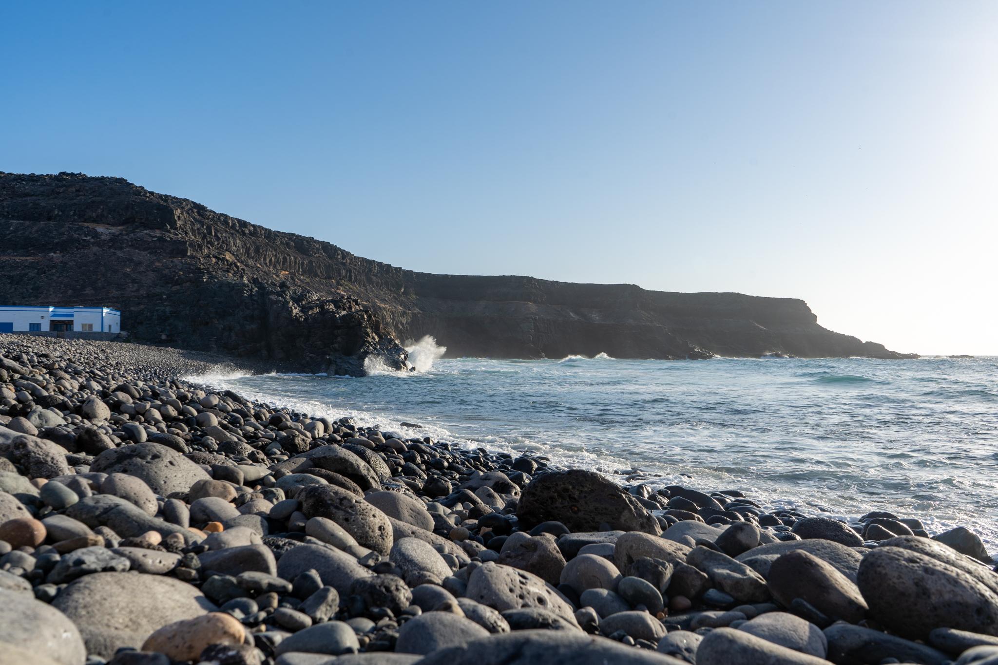 Los Molinos auf Fuerteventura