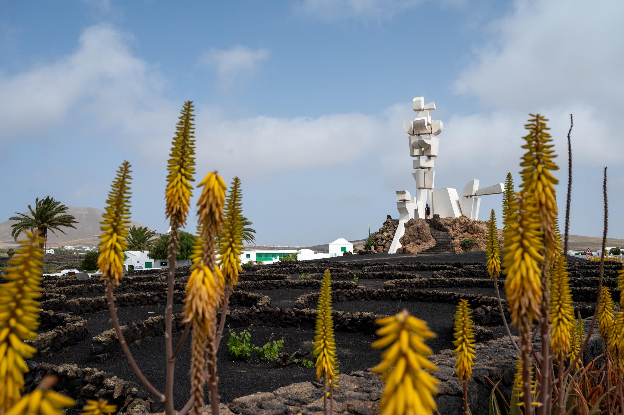 Monumento el Campesino auf Lanzarote