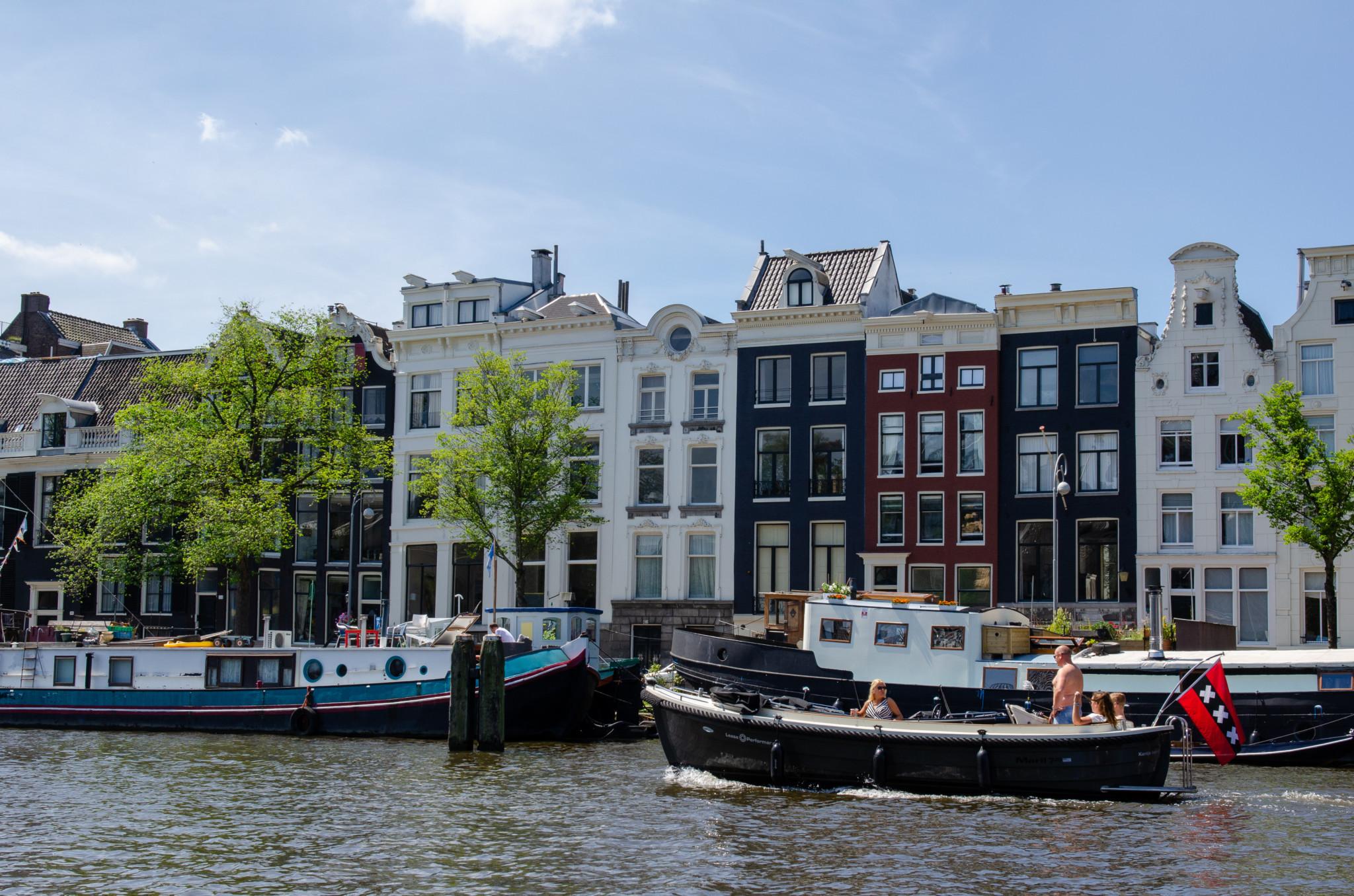 Amsterdam ist immer eine Reise wert –auch und vor allem im April
