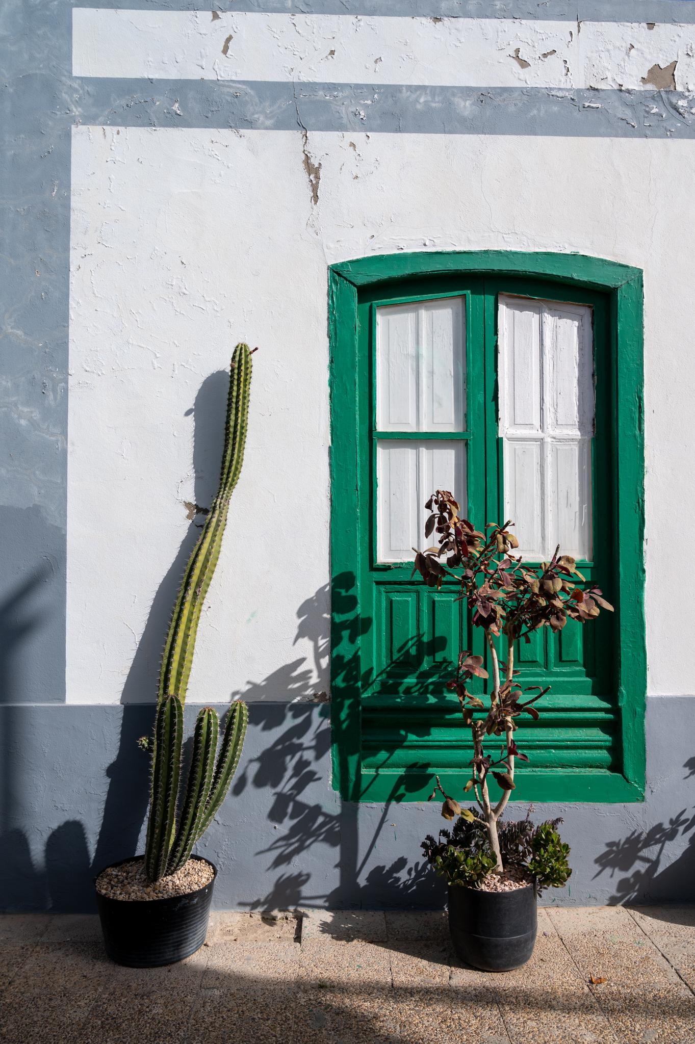Architektur in Arrecife auf Lanzarote