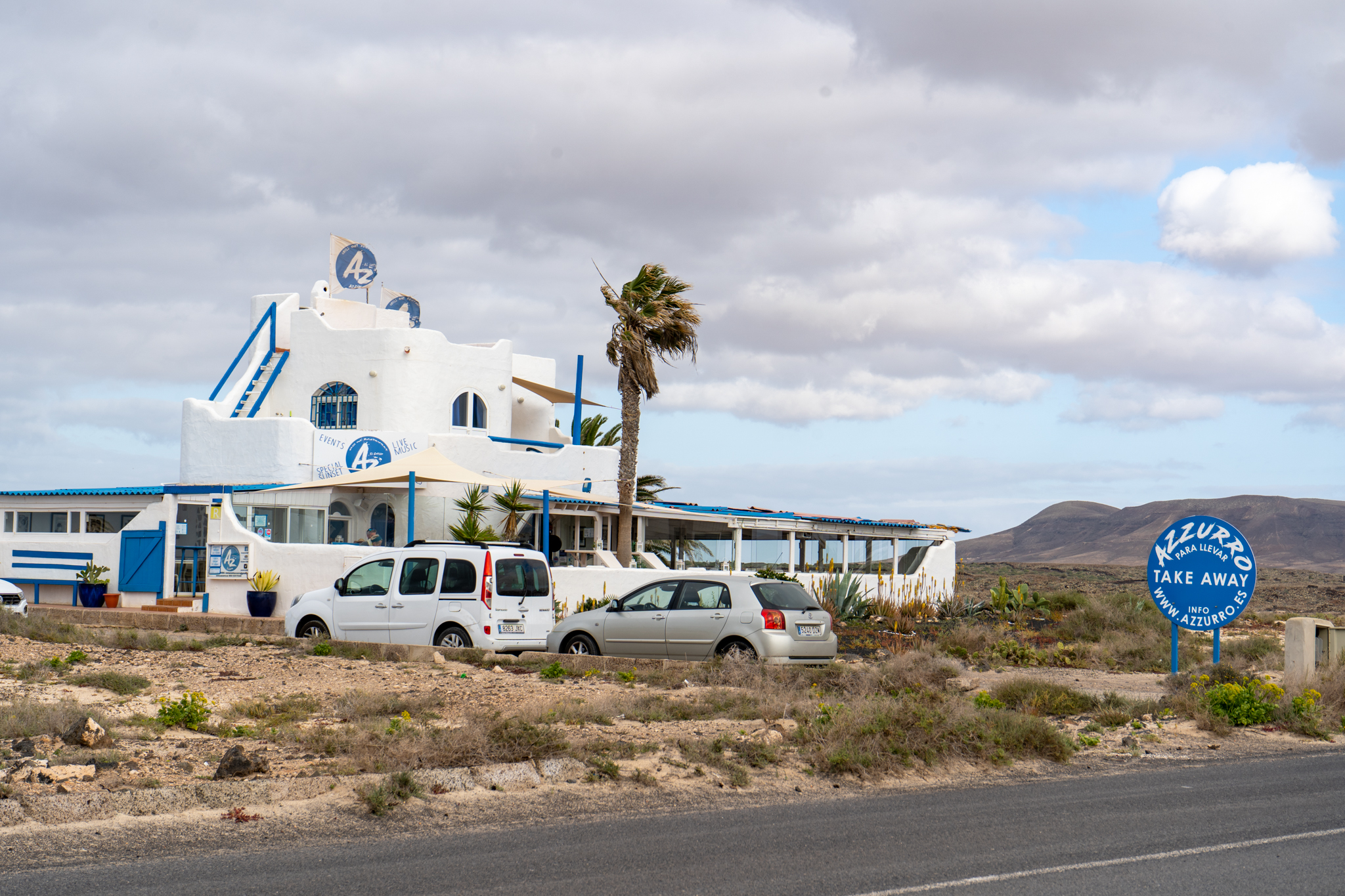 Azzurro Chill Out Restaurant Fuerteventura