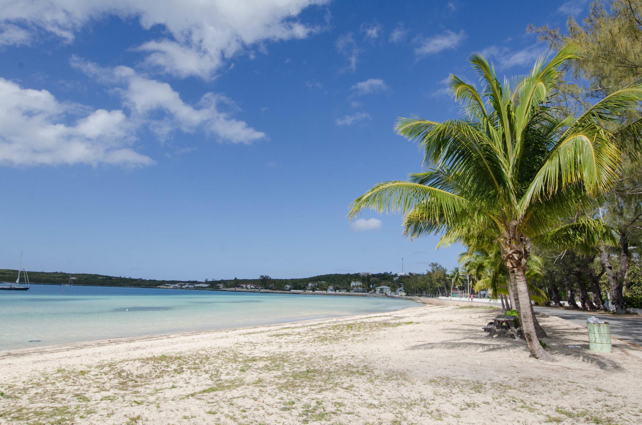 Traumstrände auf den Bahamas im April