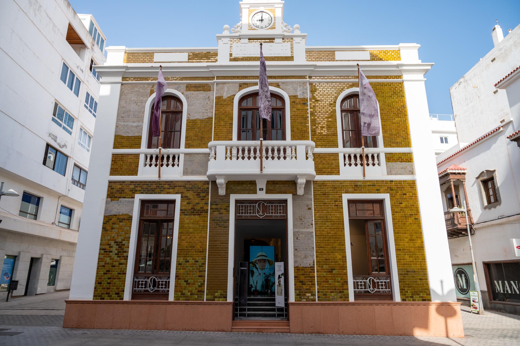 Casa Amarilla auf Lanzarote