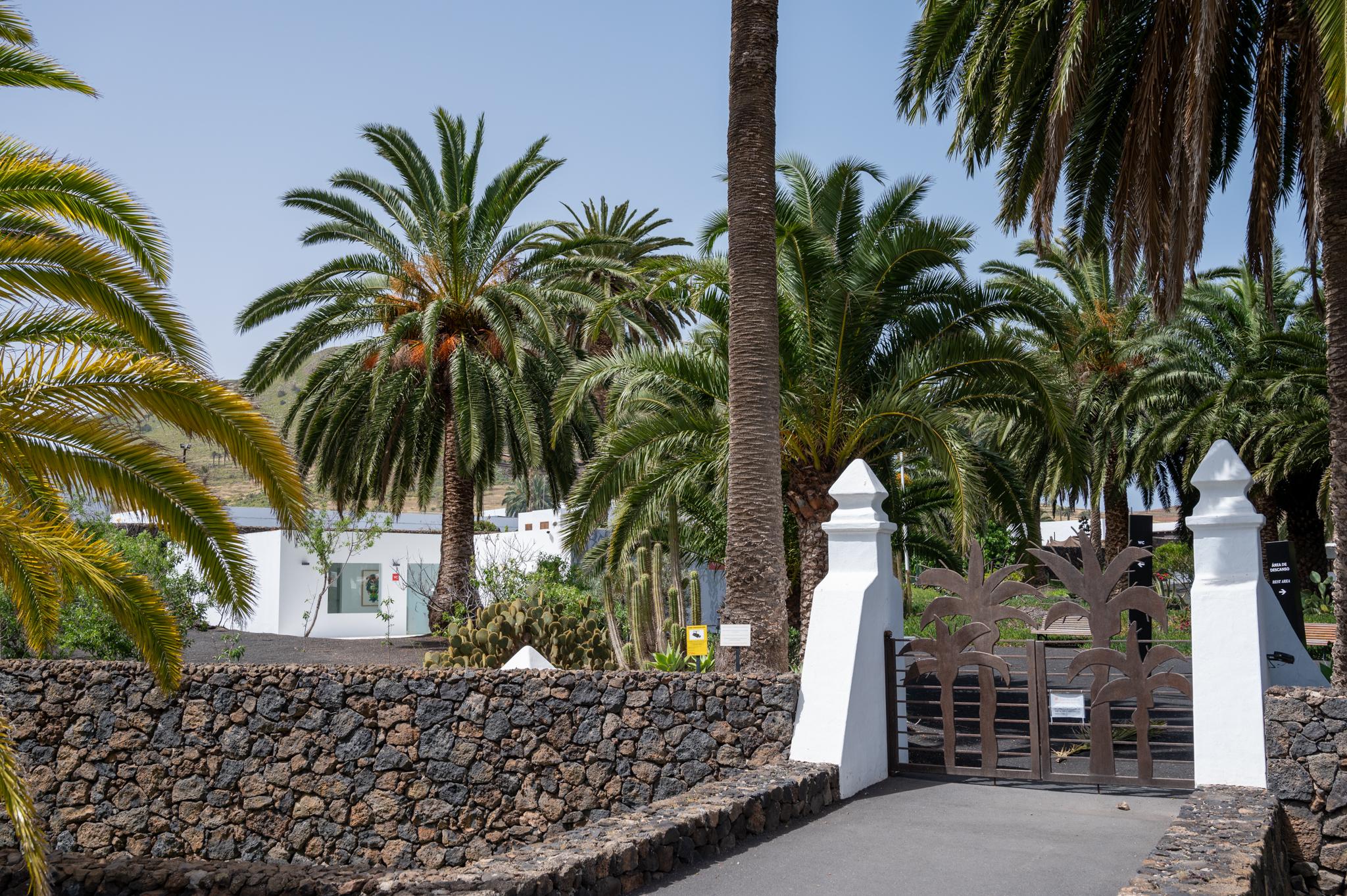 Casa Museo César Manrique auf Lanzarote