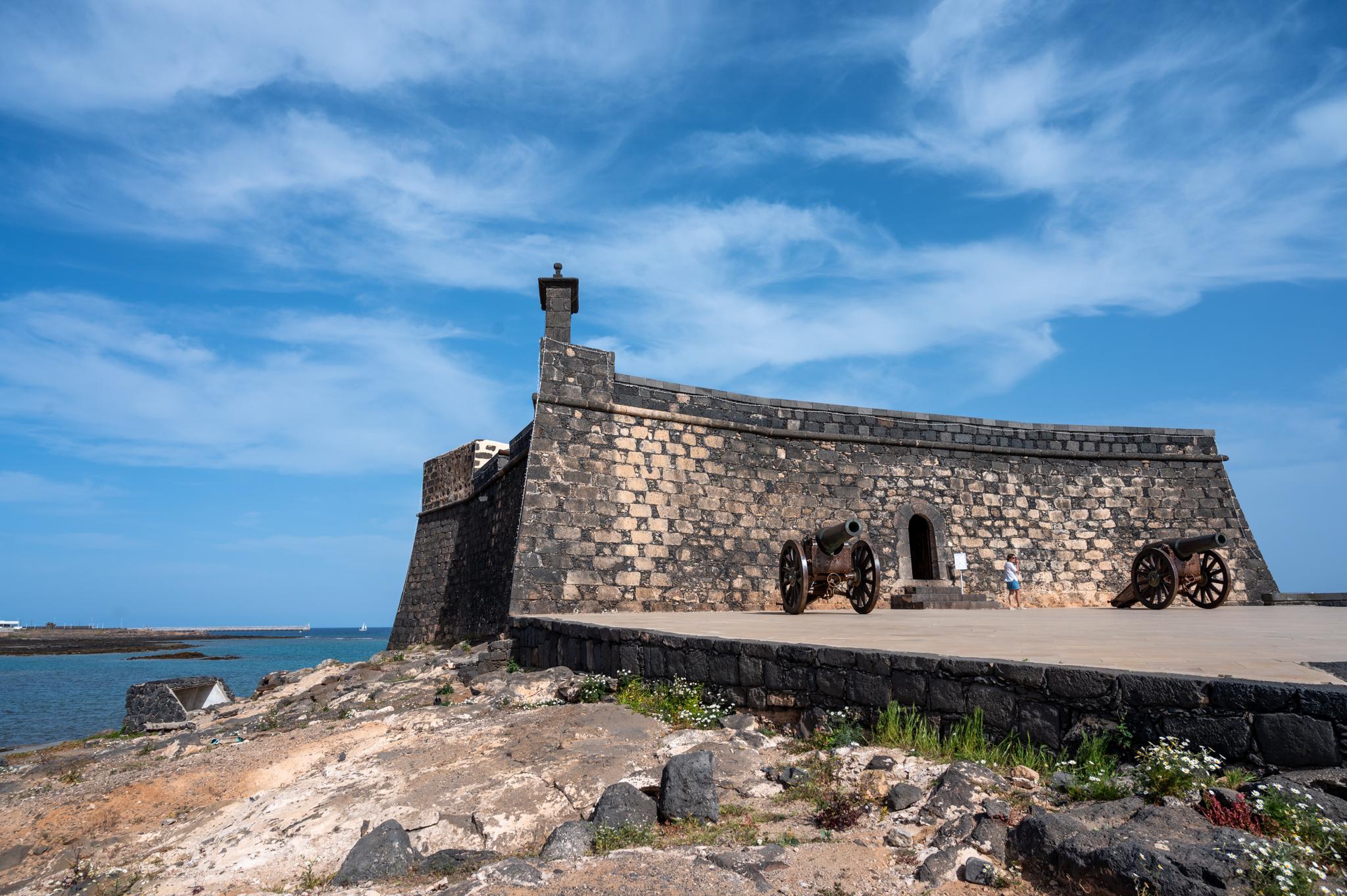Castillo de San Gabriel in Arrecife
