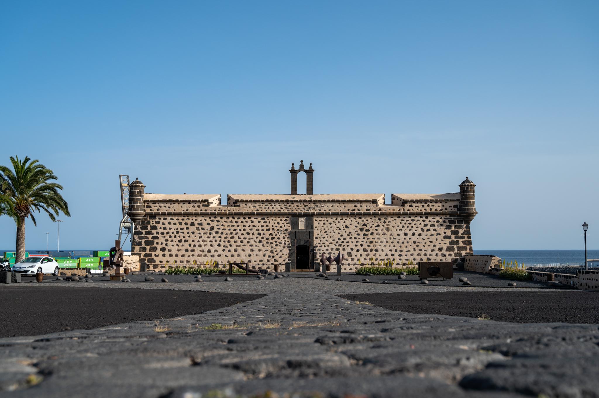 Castillo de San Jose –eine der Arrecife Sehenswürdigkeiten