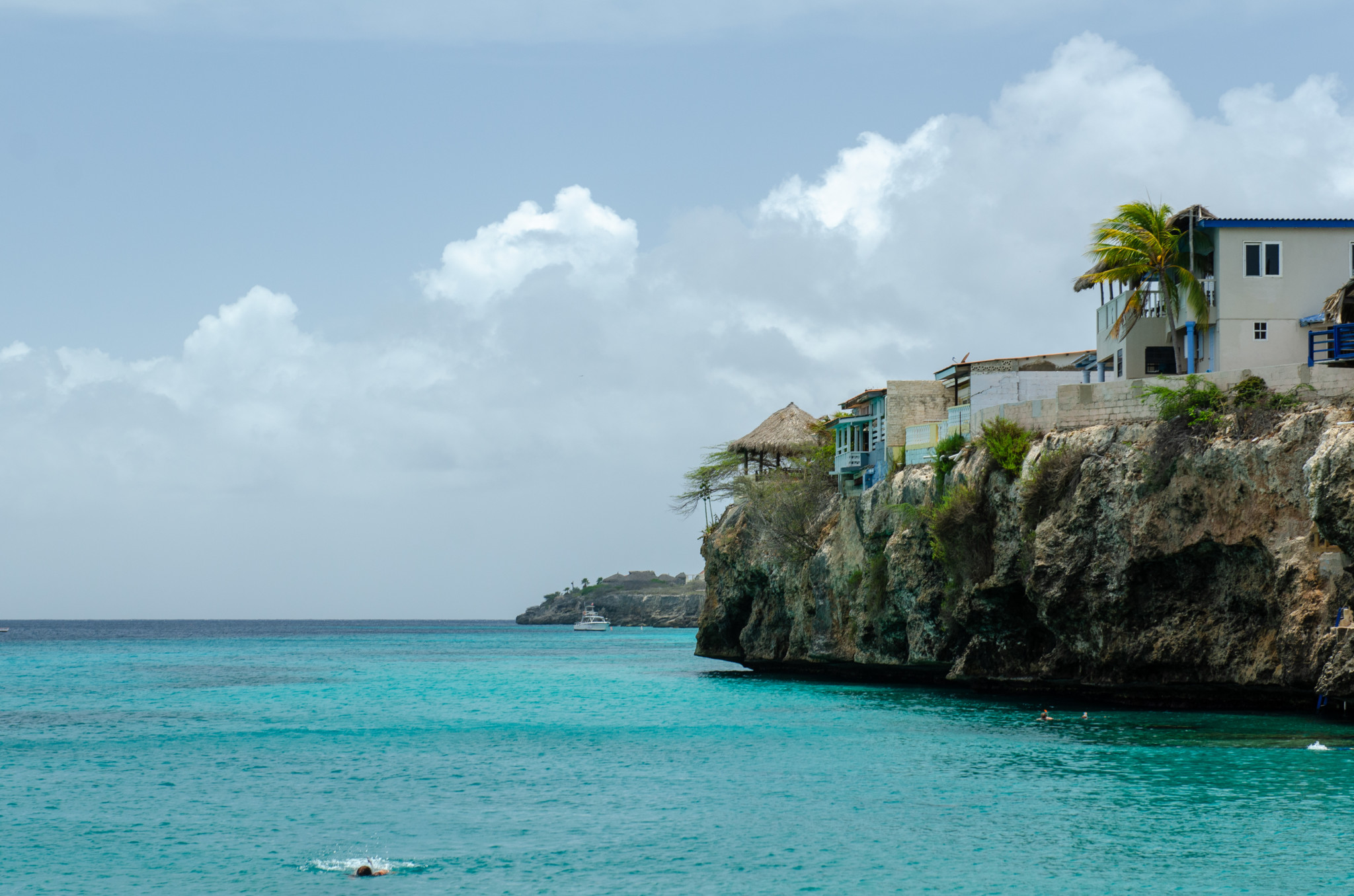 Curaçao im April