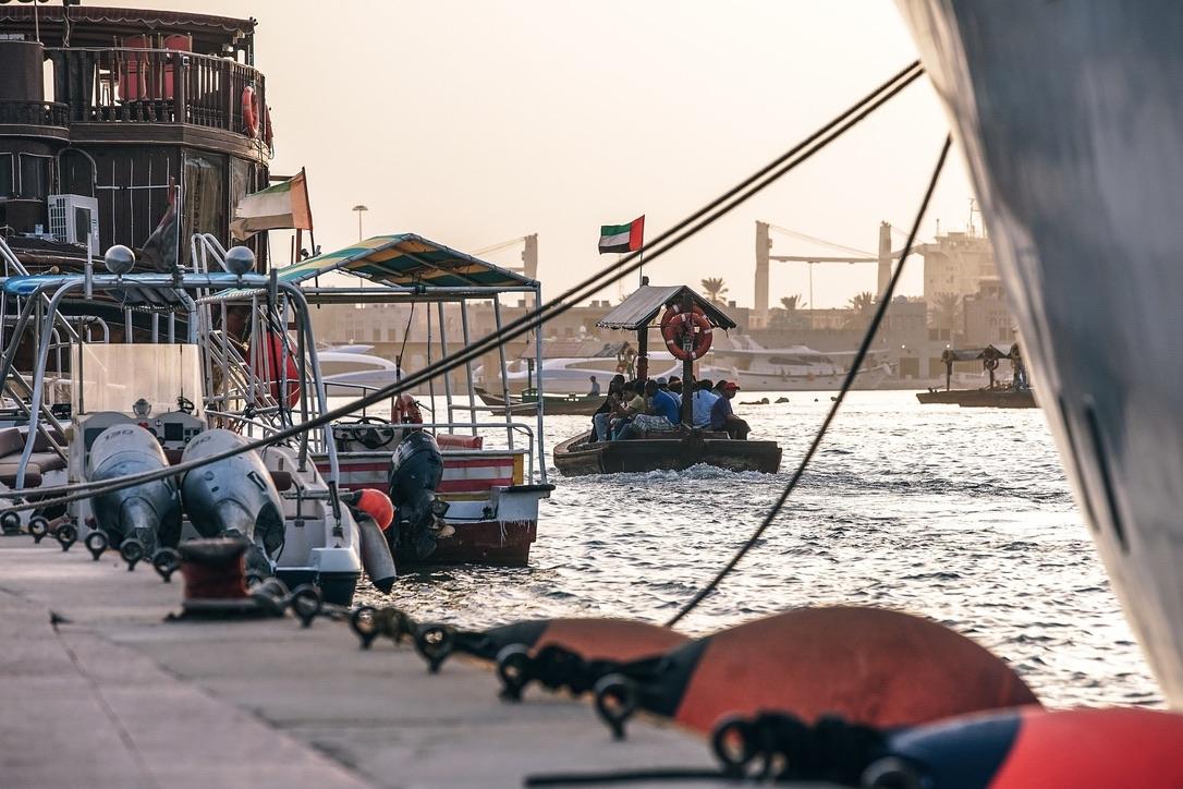Dubai ist ein tolles Reiseziel im April