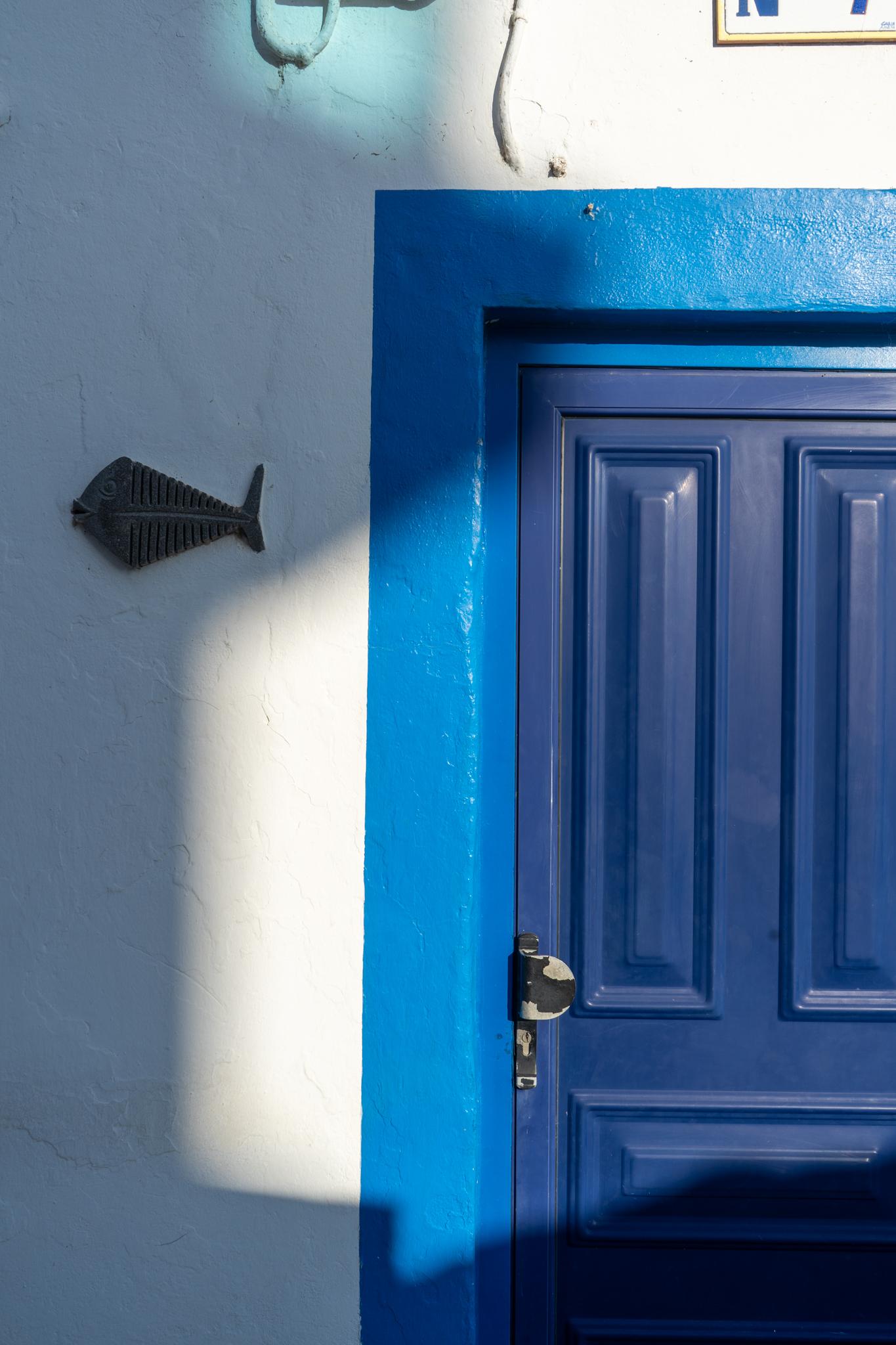 Tür in El Cotillo