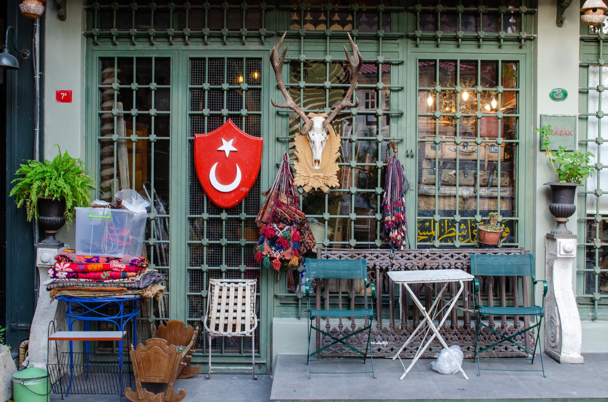 Cukurcuma in Istanbul