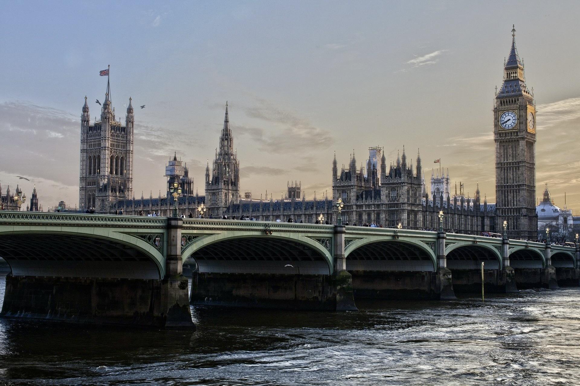 London ist im Mai ein gutes Reiseziel für eine Städtereise