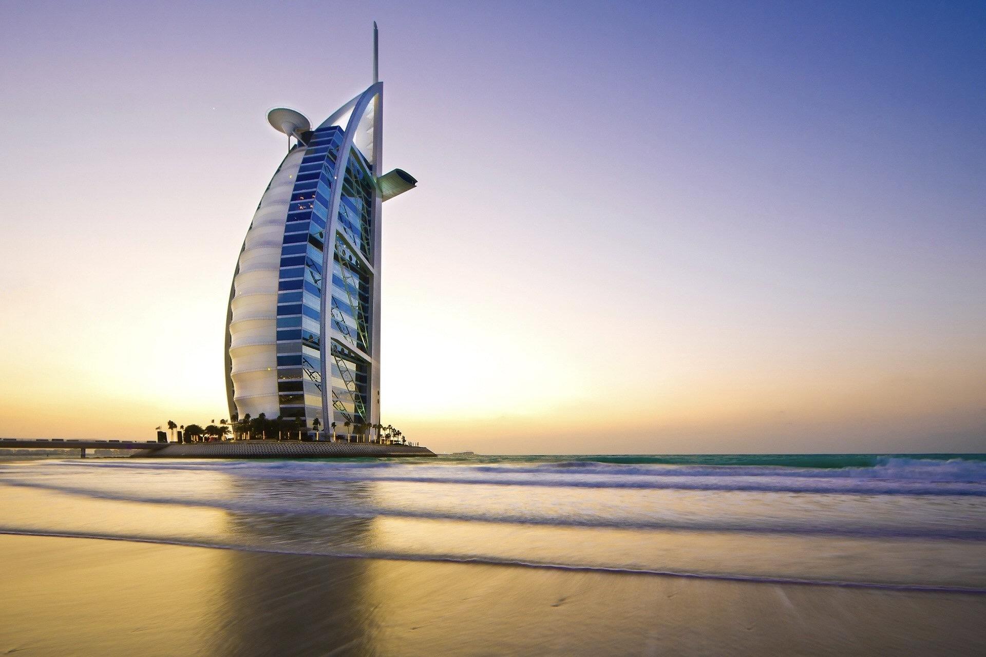 Dubai ist ein beliebtes Mai-Reiseziel