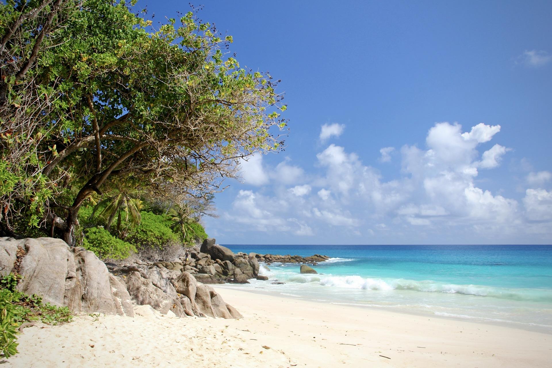 Die Seychellen gehört zu den besten Reisezielen in Mai
