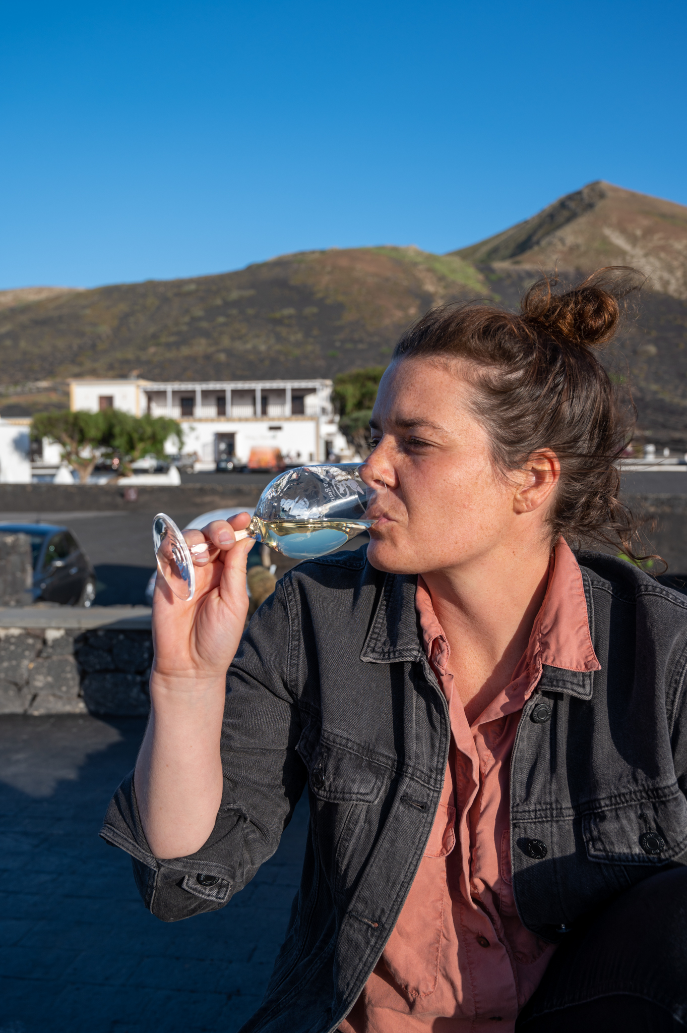 Wein in der Bodega la Geria –einem der vielen Restaurants auf Lanzarote
