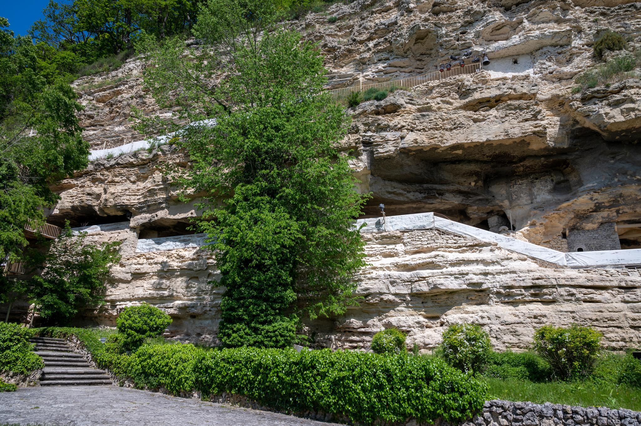 Aladja Kloster in Bulgarien
