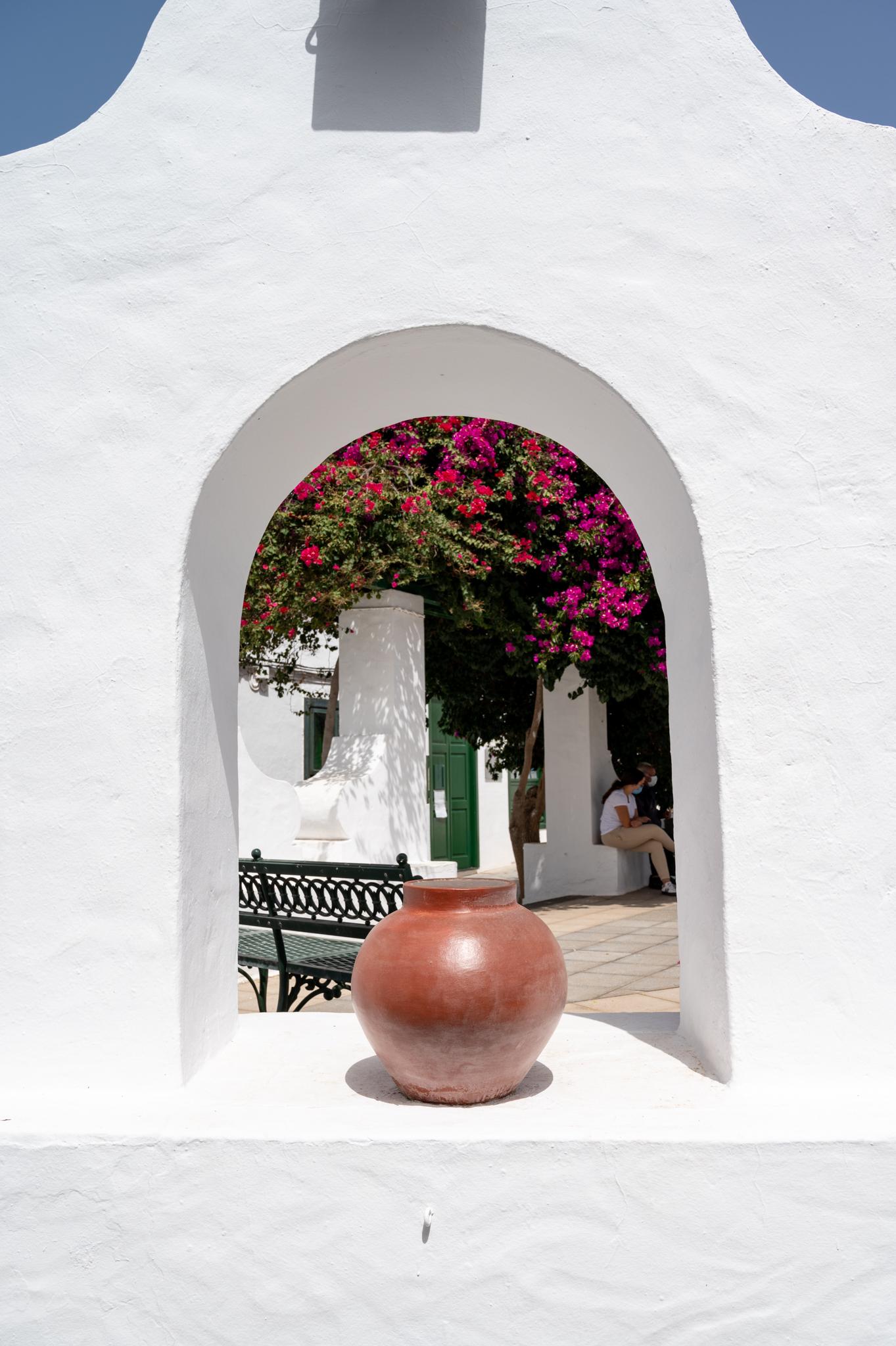 Haria auf Lanzarote
