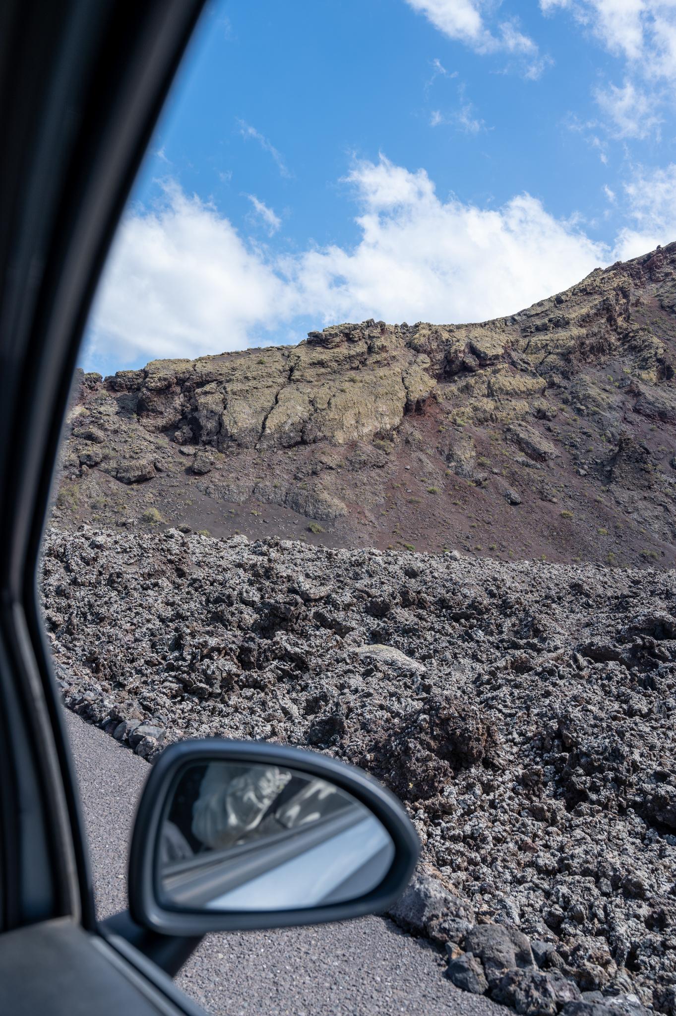 Mit dem Auto durch den Timanfaya Nationalpark