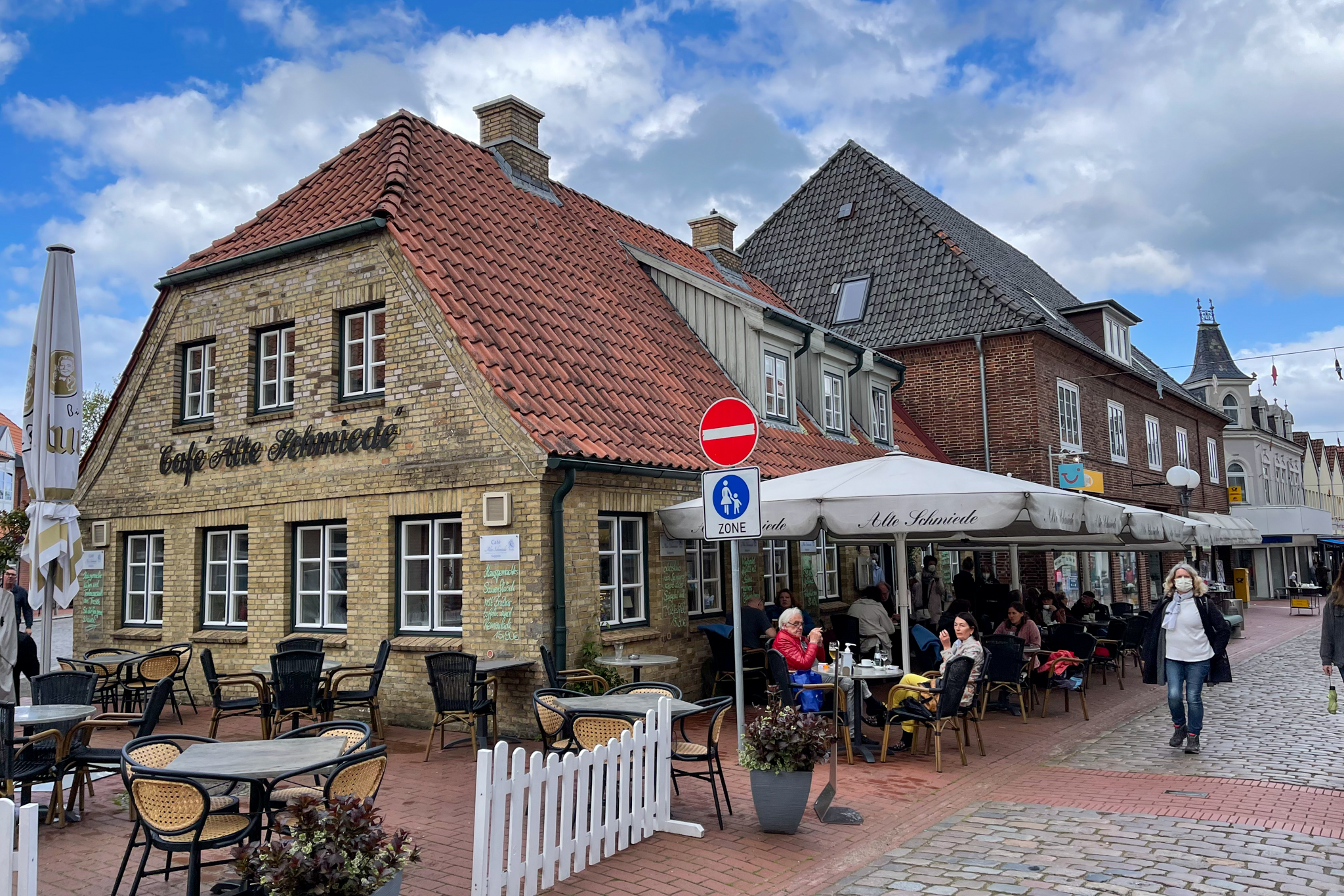 Café Alte Schmiede in Kappeln an der Schlei