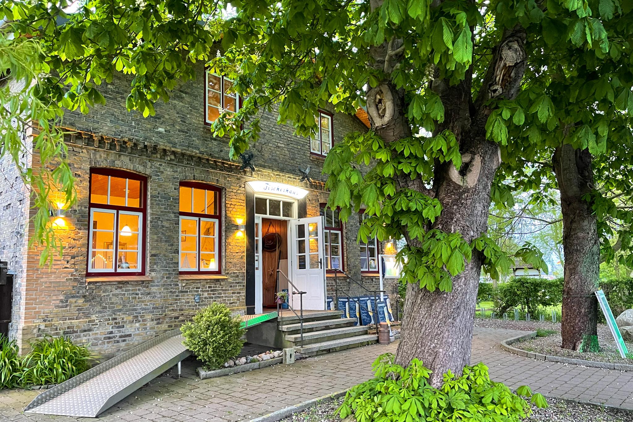 Fischerhaus Schubystrand