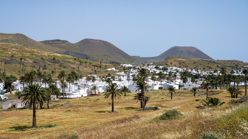 Wandern im Haria Tal