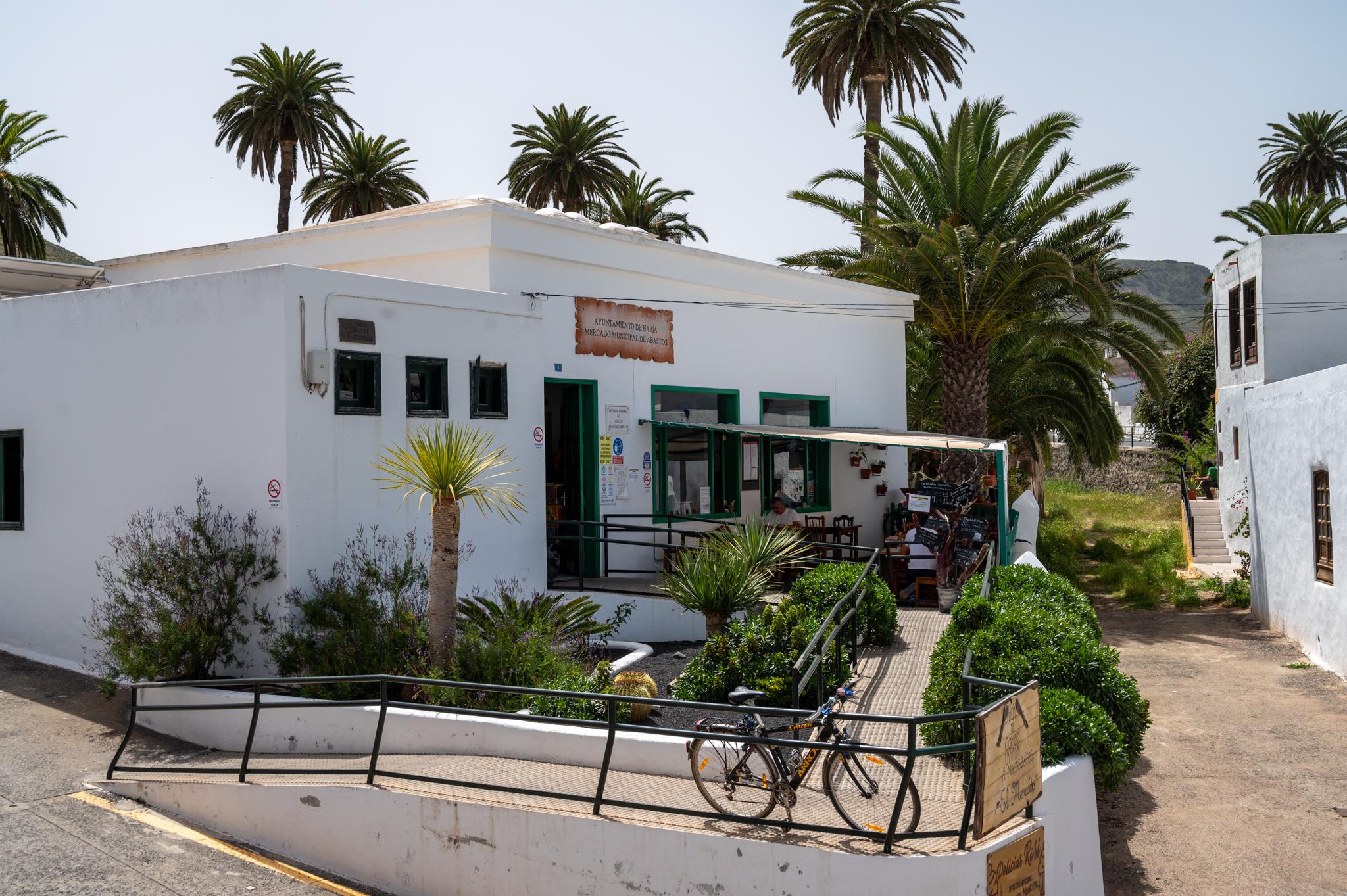 Mercado de Abastos in Haria auf Lanzarote